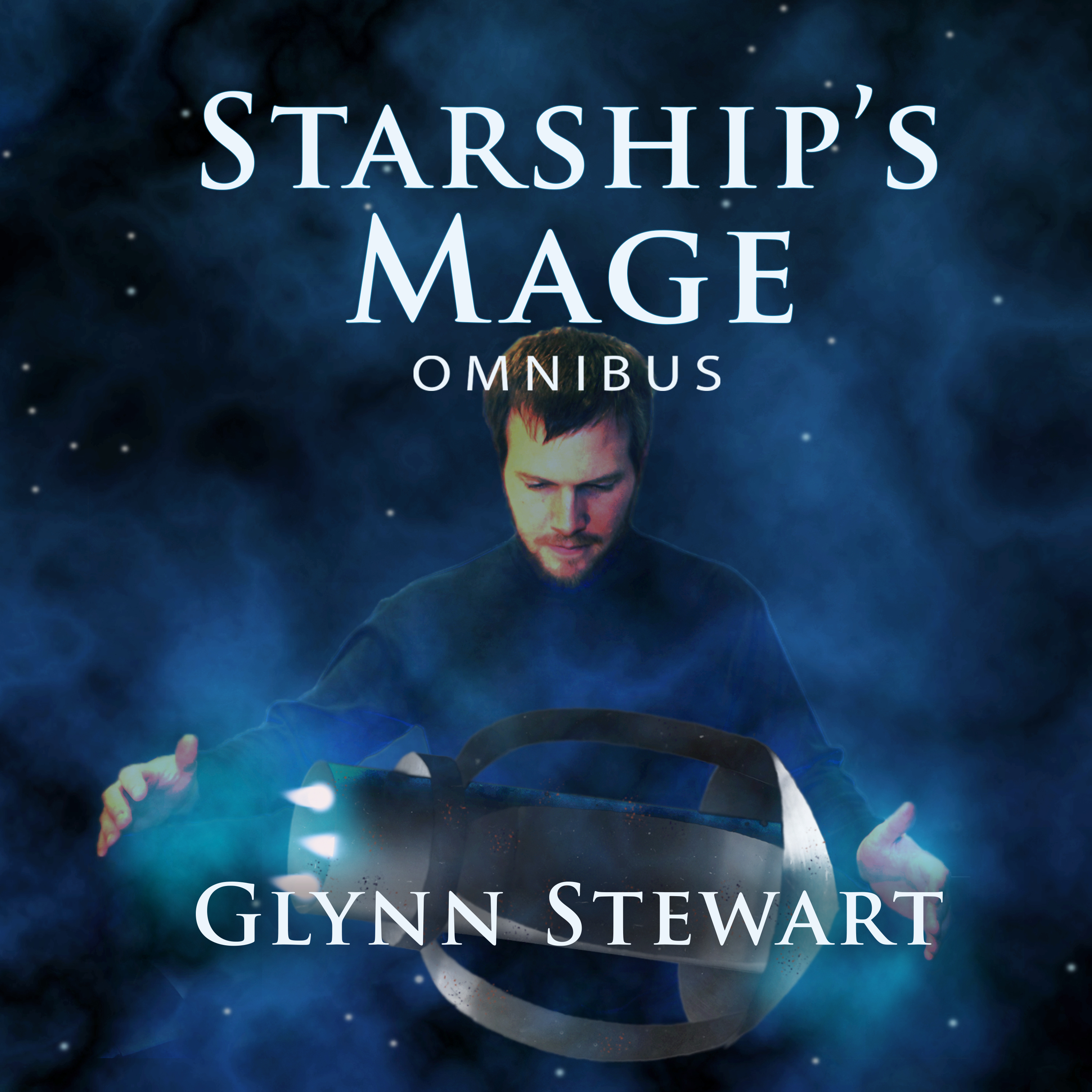 Printable Starship's Mage: Omnibus Audiobook Cover Art