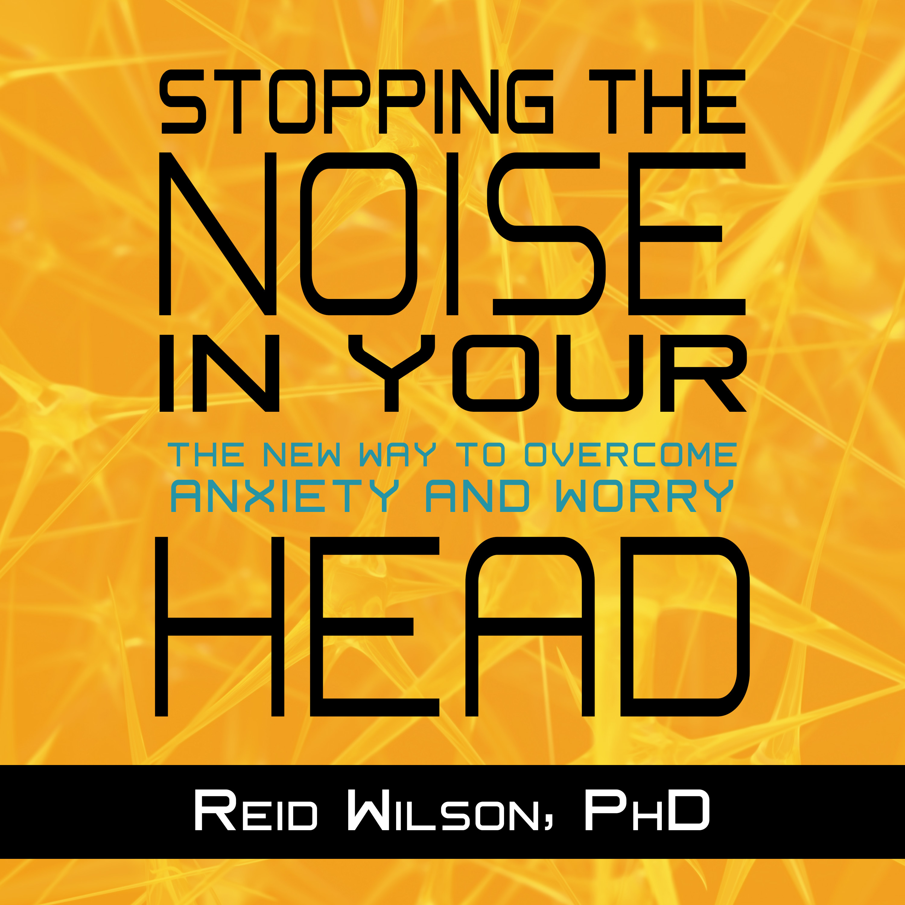 Printable Stopping the Noise in Your Head: The New Way to Overcome Anxiety and Worry Audiobook Cover Art