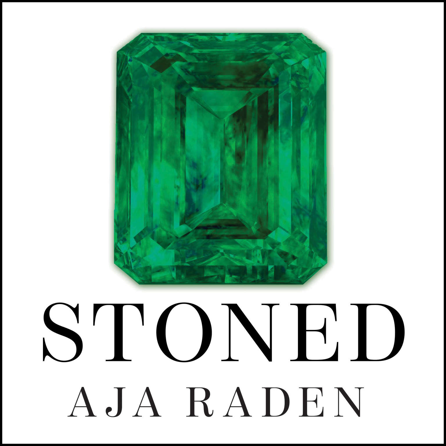 Stoned: Jewelry, Obsession, and How Desire Shapes the World Audiobook, by Aja Raden