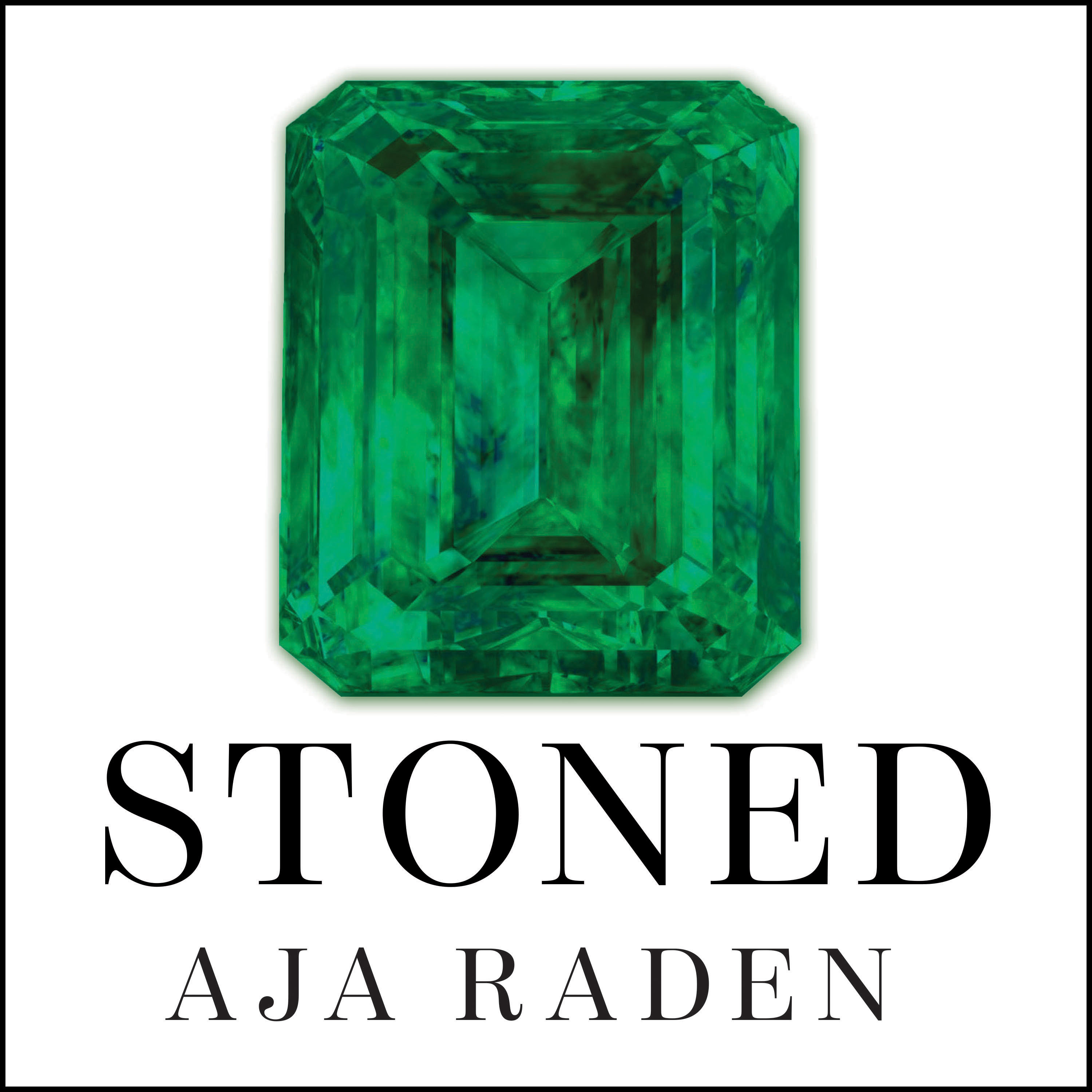 Printable Stoned: Jewelry, Obsession, and How Desire Shapes the World Audiobook Cover Art