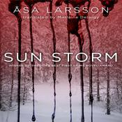 Sun Storm Audiobook, by Åsa Larsson