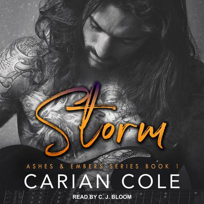 Storm Audiobook, by Carian Cole
