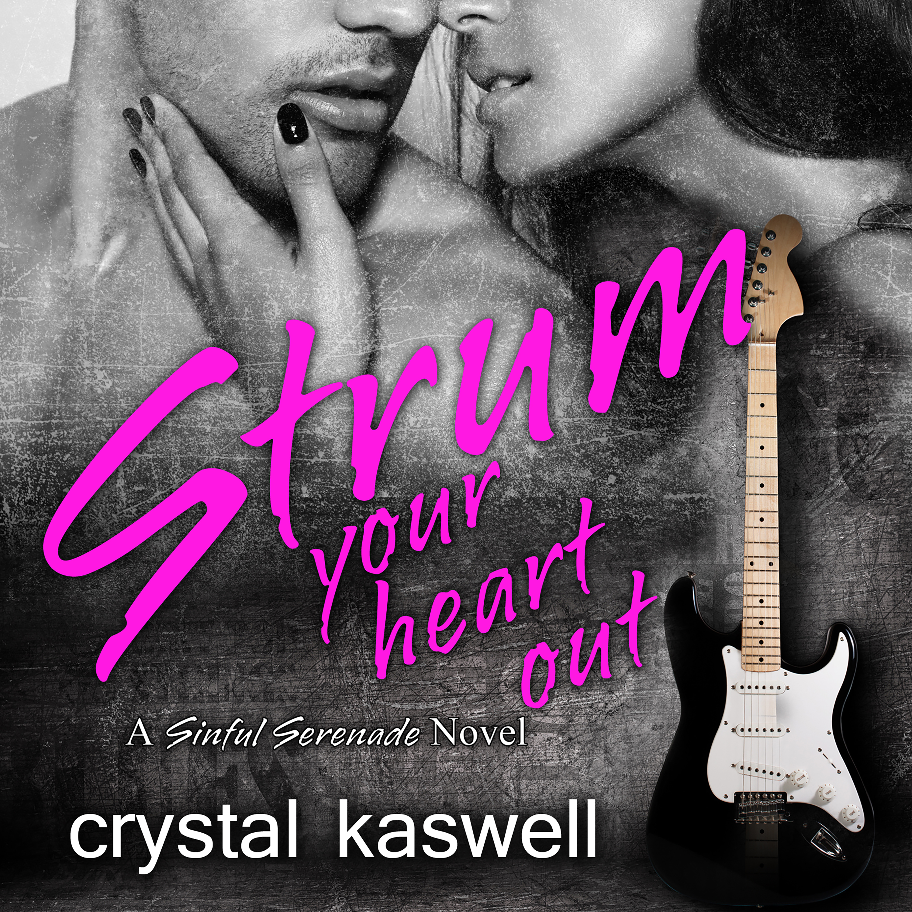 Printable Strum Your Heart Out Audiobook Cover Art