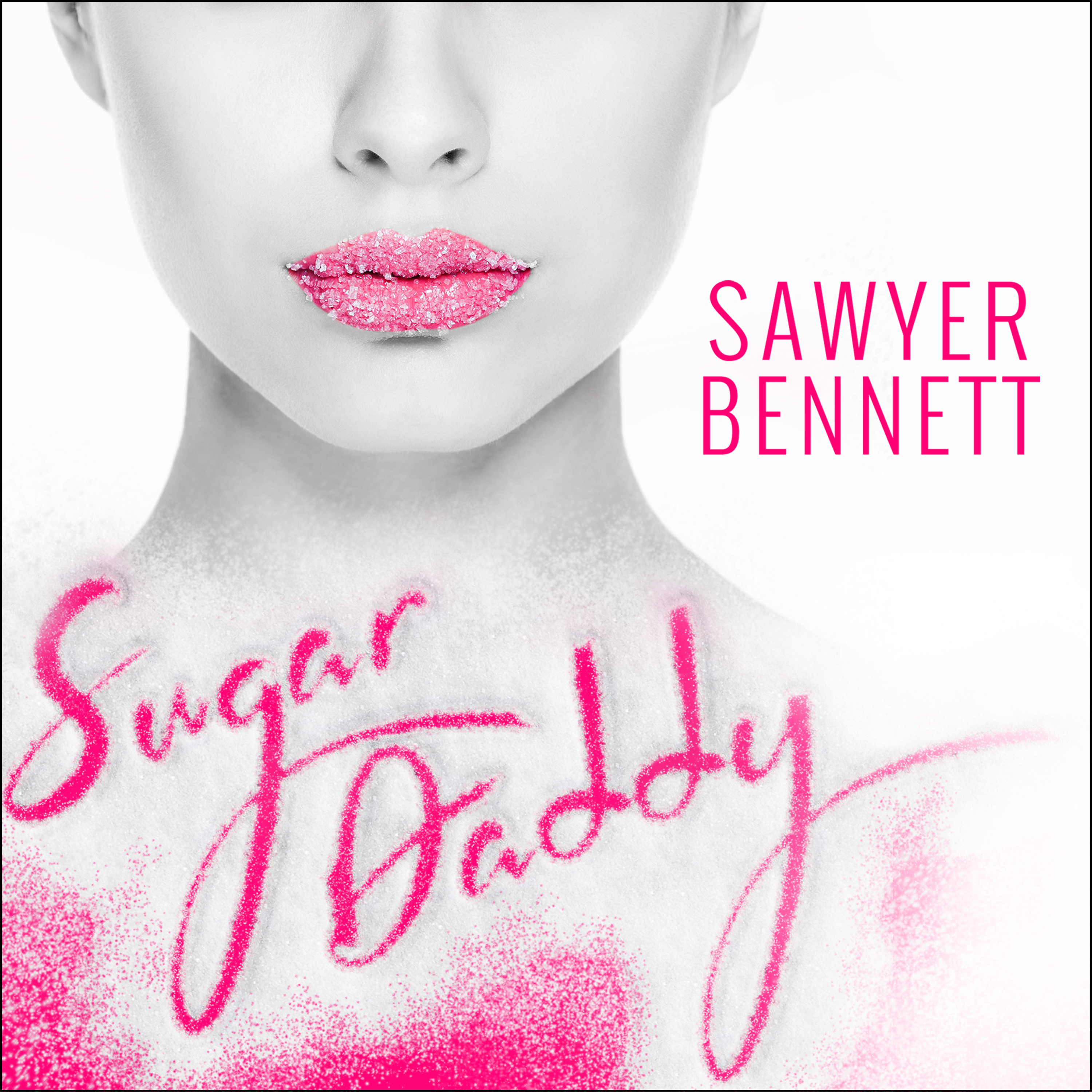 Printable Sugar Daddy Audiobook Cover Art