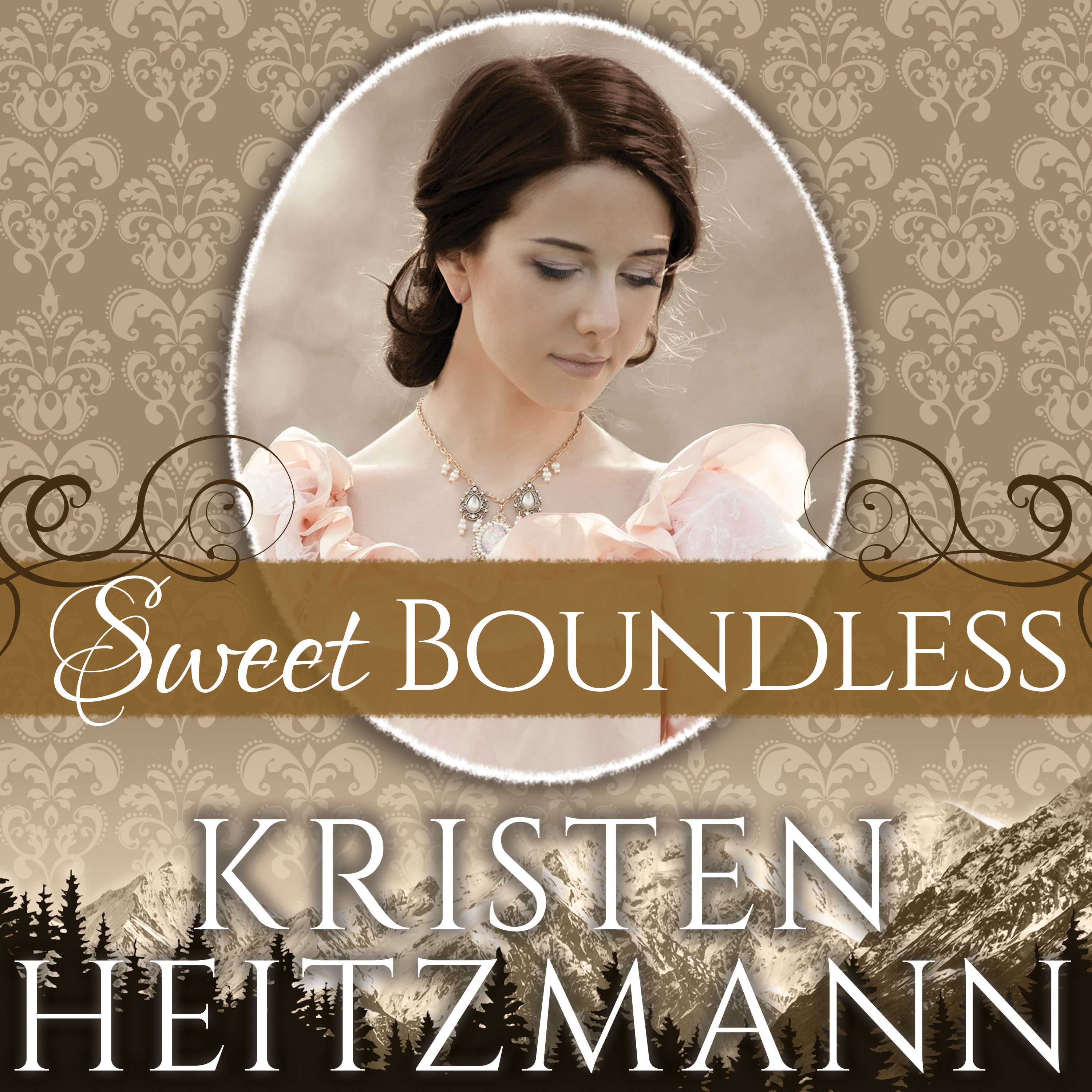 Printable Sweet Boundless Audiobook Cover Art