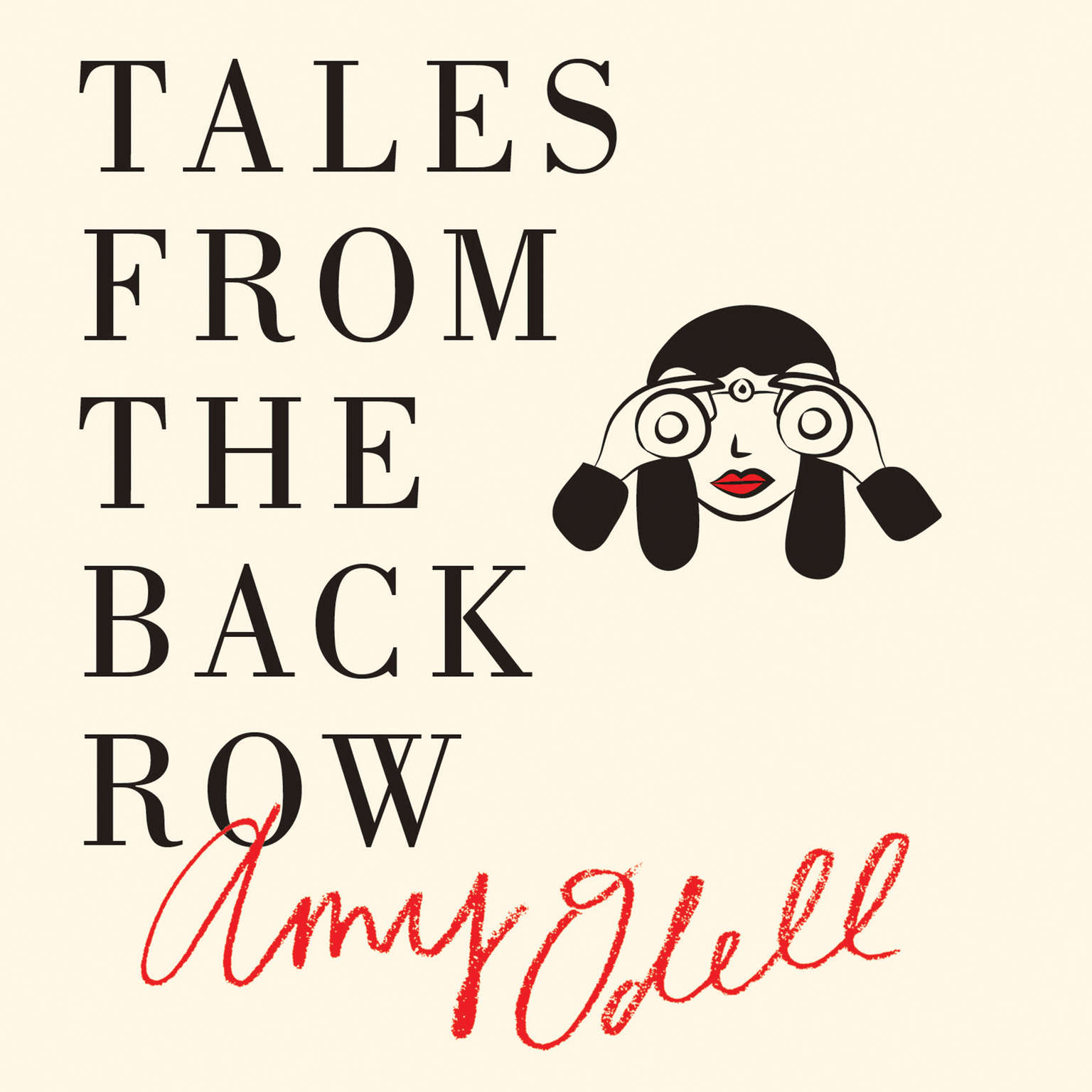 Tales from the Back Row: An Outsiders View from Inside the Fashion Industry Audiobook, by Amy Odell