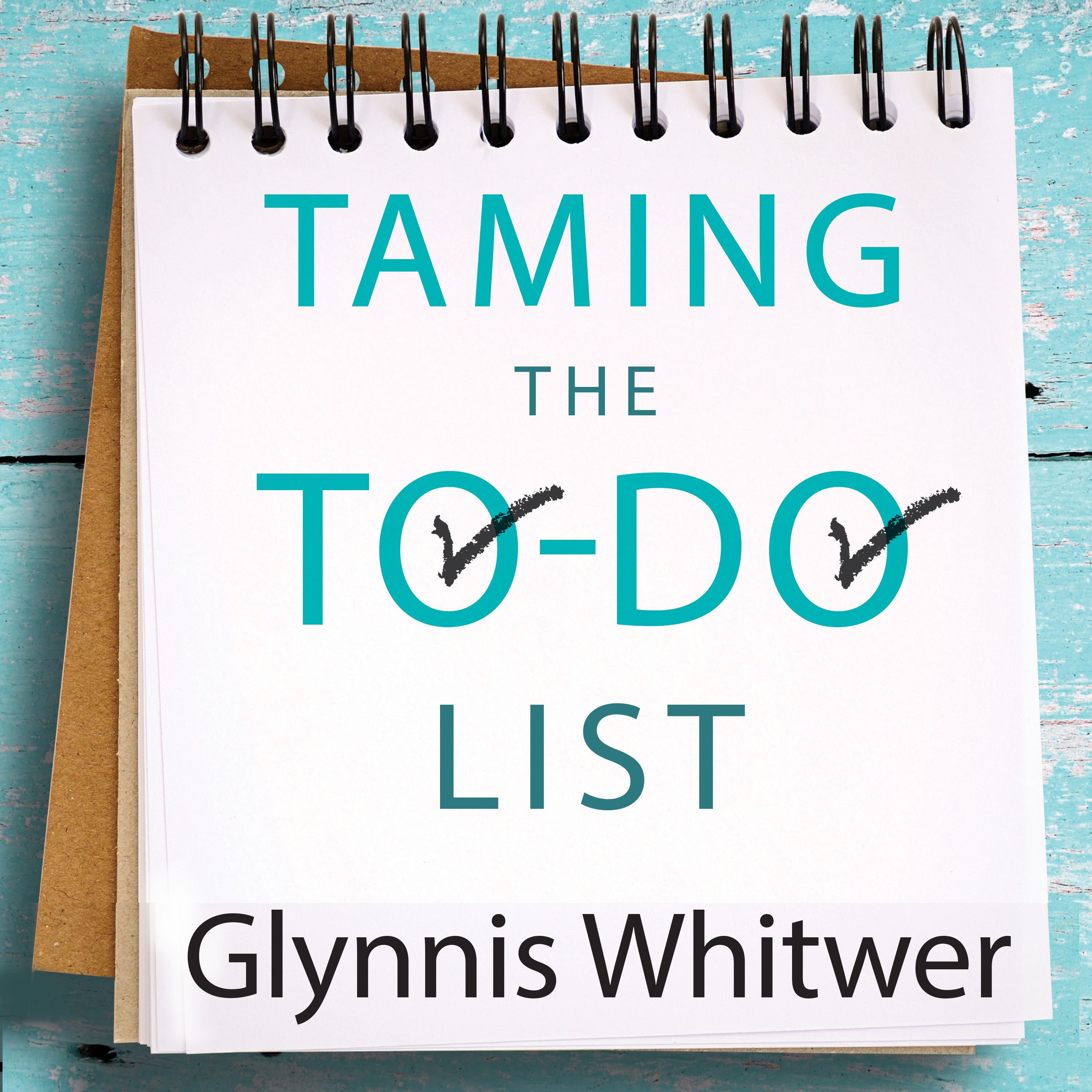 Printable Taming the To-Do List: How to Choose Your Best Work Every Day Audiobook Cover Art
