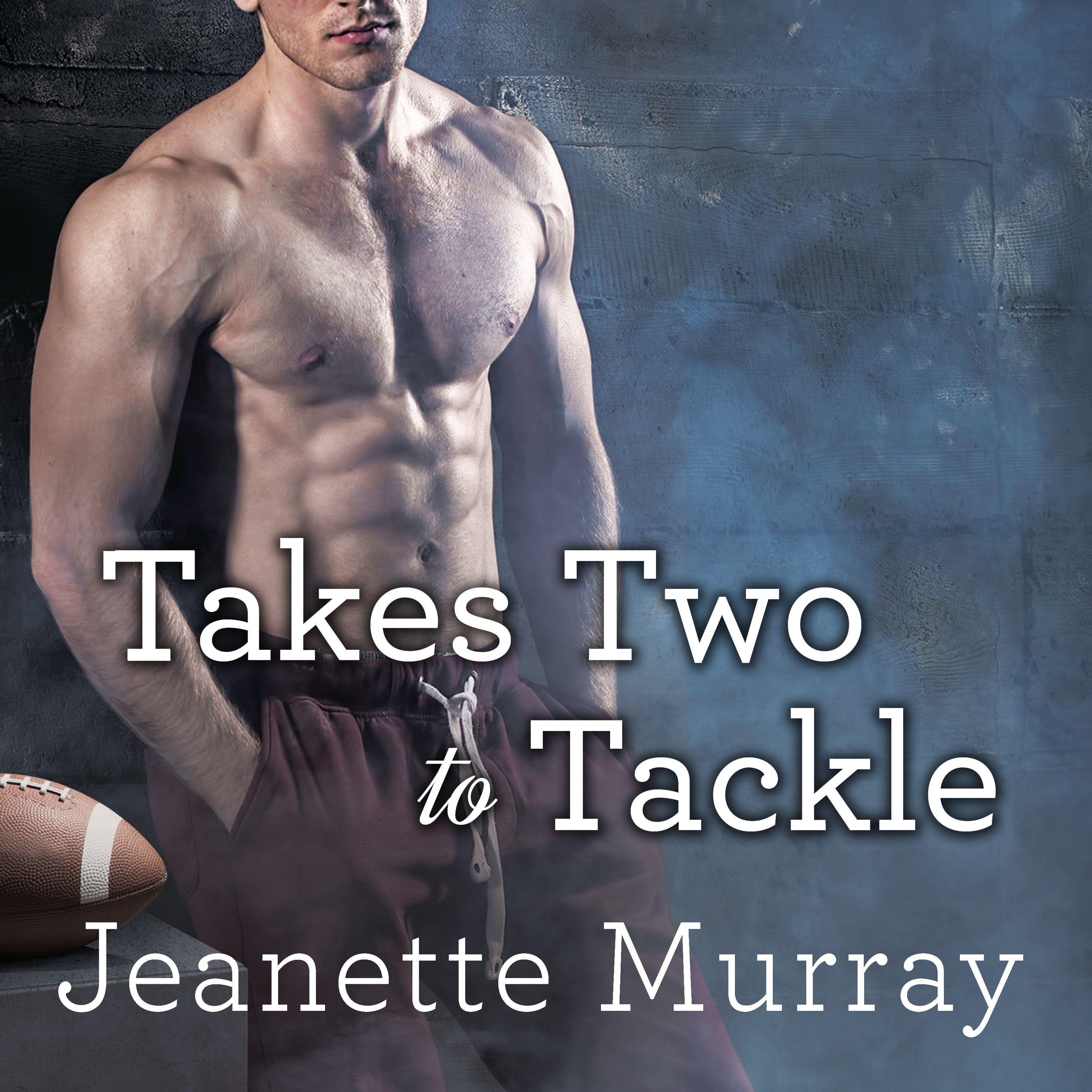 Printable Takes Two to Tackle Audiobook Cover Art