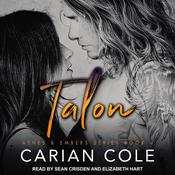 Talon Audiobook, by Carian Cole