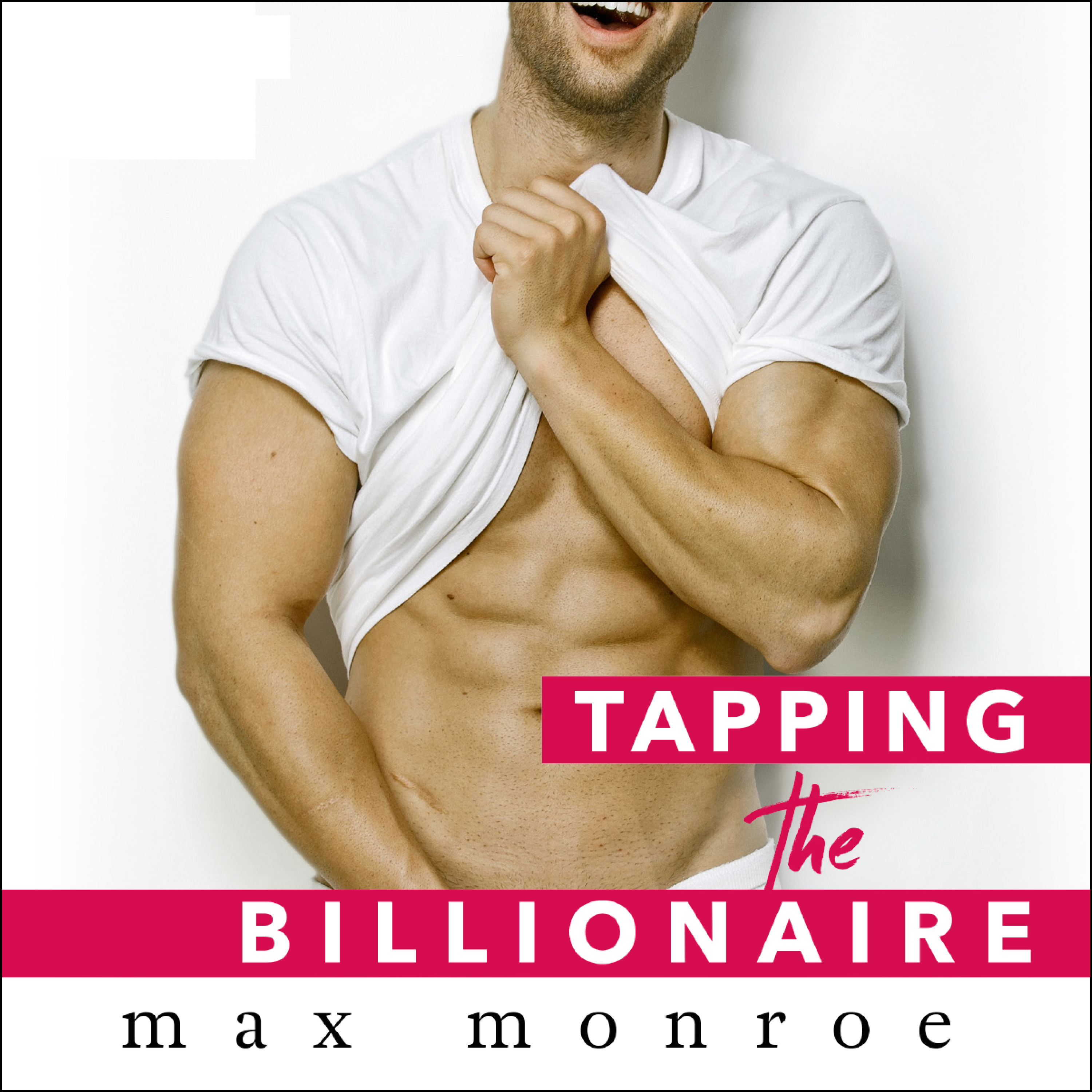 Printable Tapping the Billionaire Audiobook Cover Art
