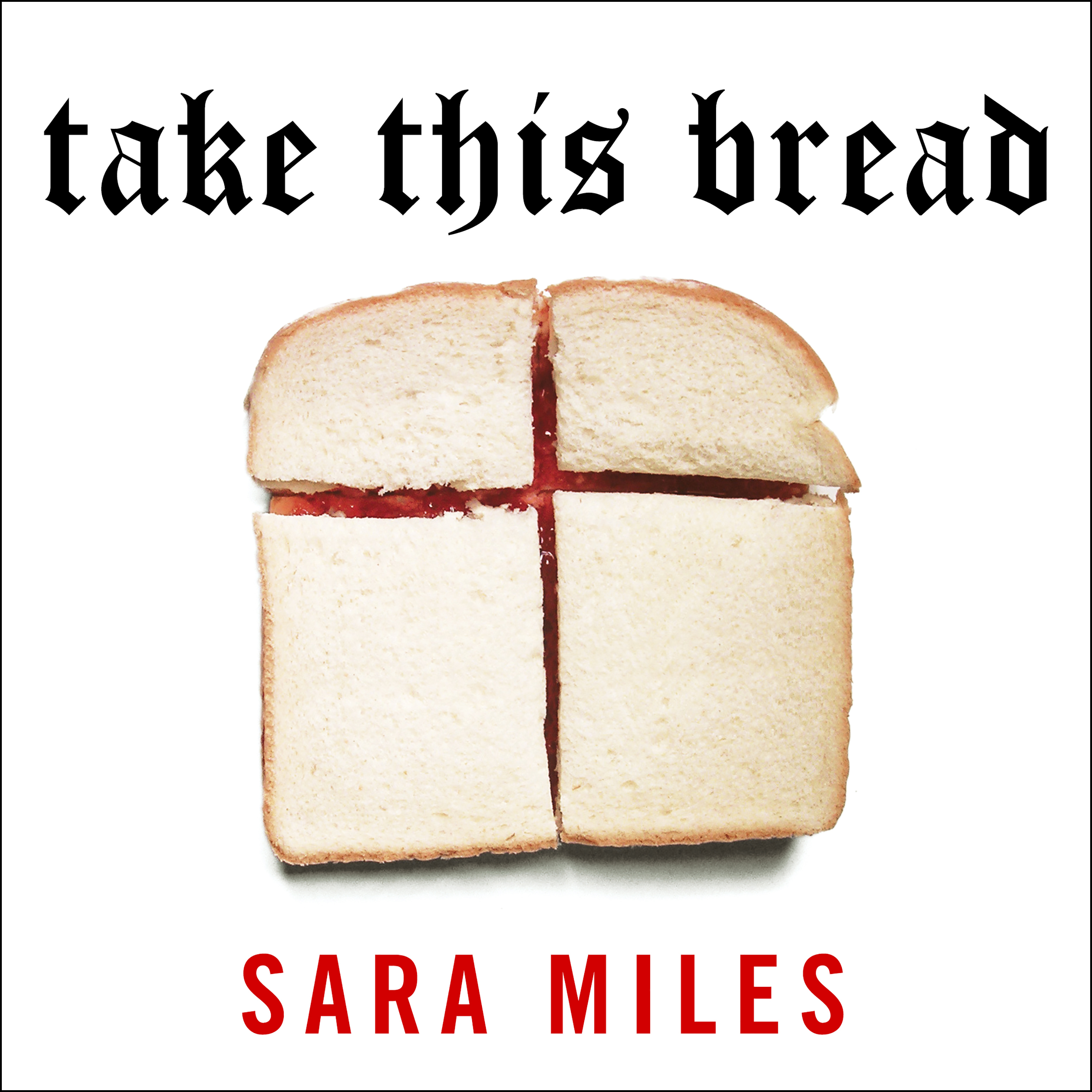 Printable Take This Bread: A Radical Conversion Audiobook Cover Art