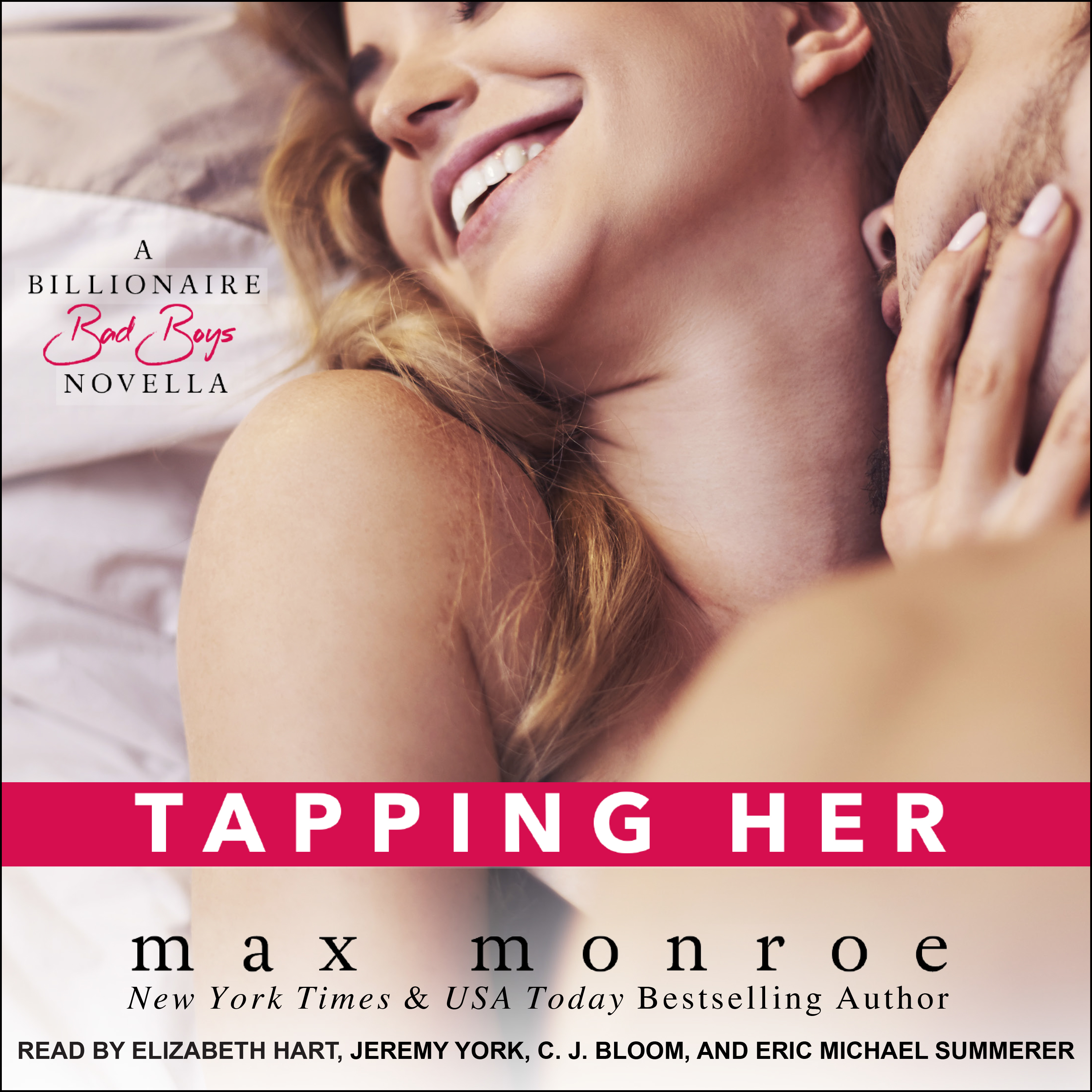 Printable Tapping Her Audiobook Cover Art
