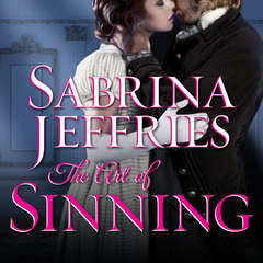 The Art of Sinning Audiobook, by Sabrina Jeffries