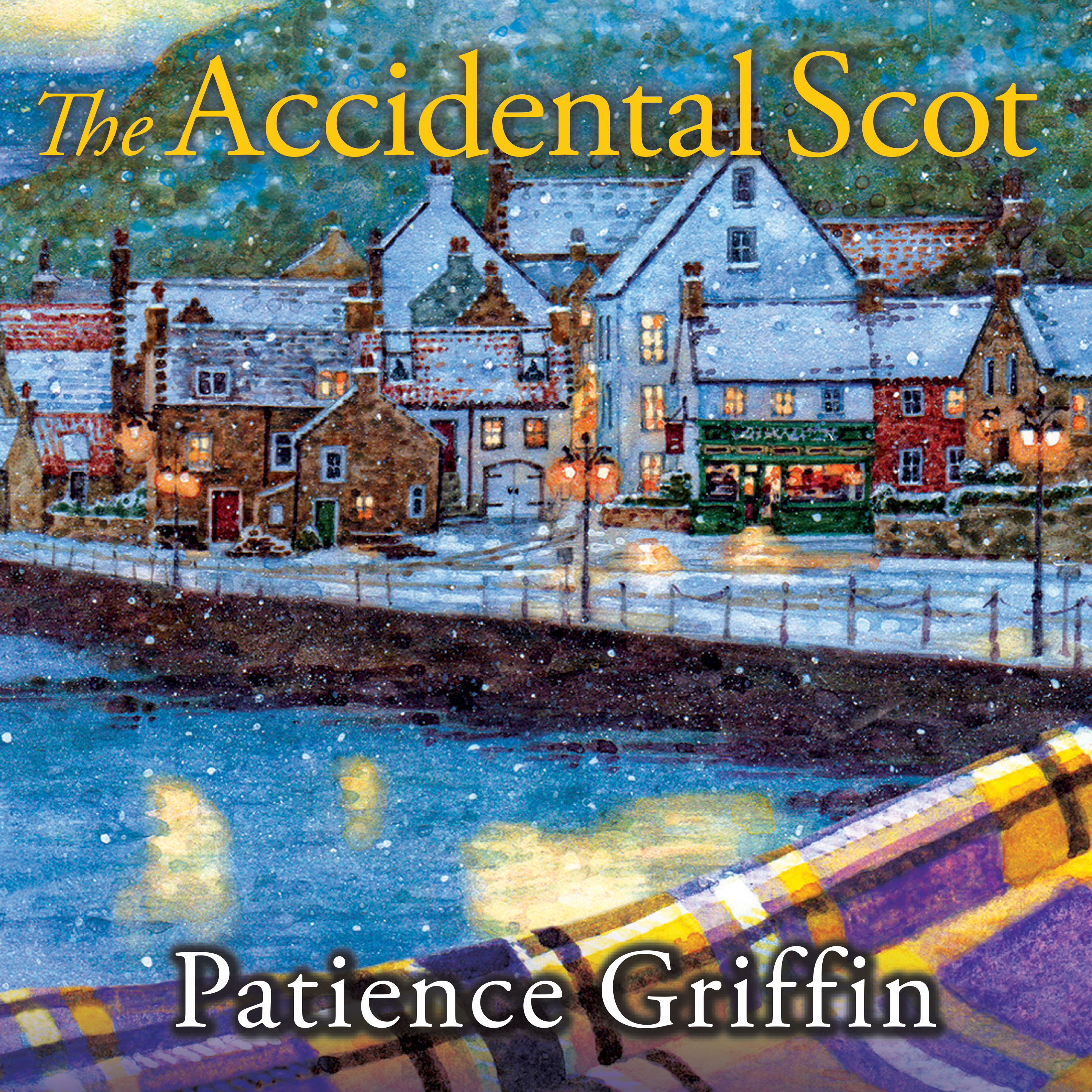 Printable The Accidental Scot Audiobook Cover Art