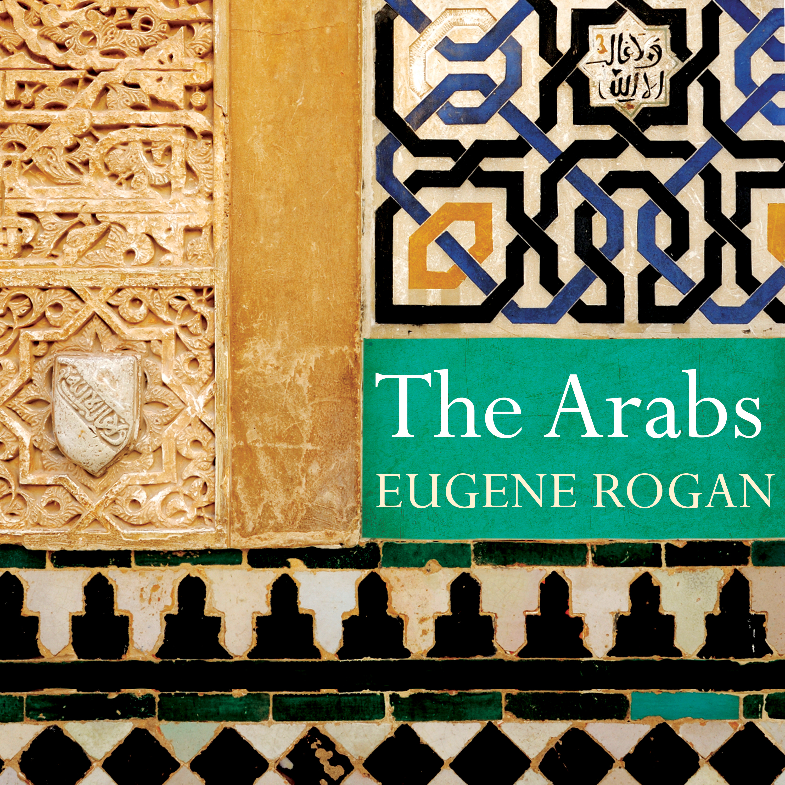 Printable The Arabs: A History Audiobook Cover Art