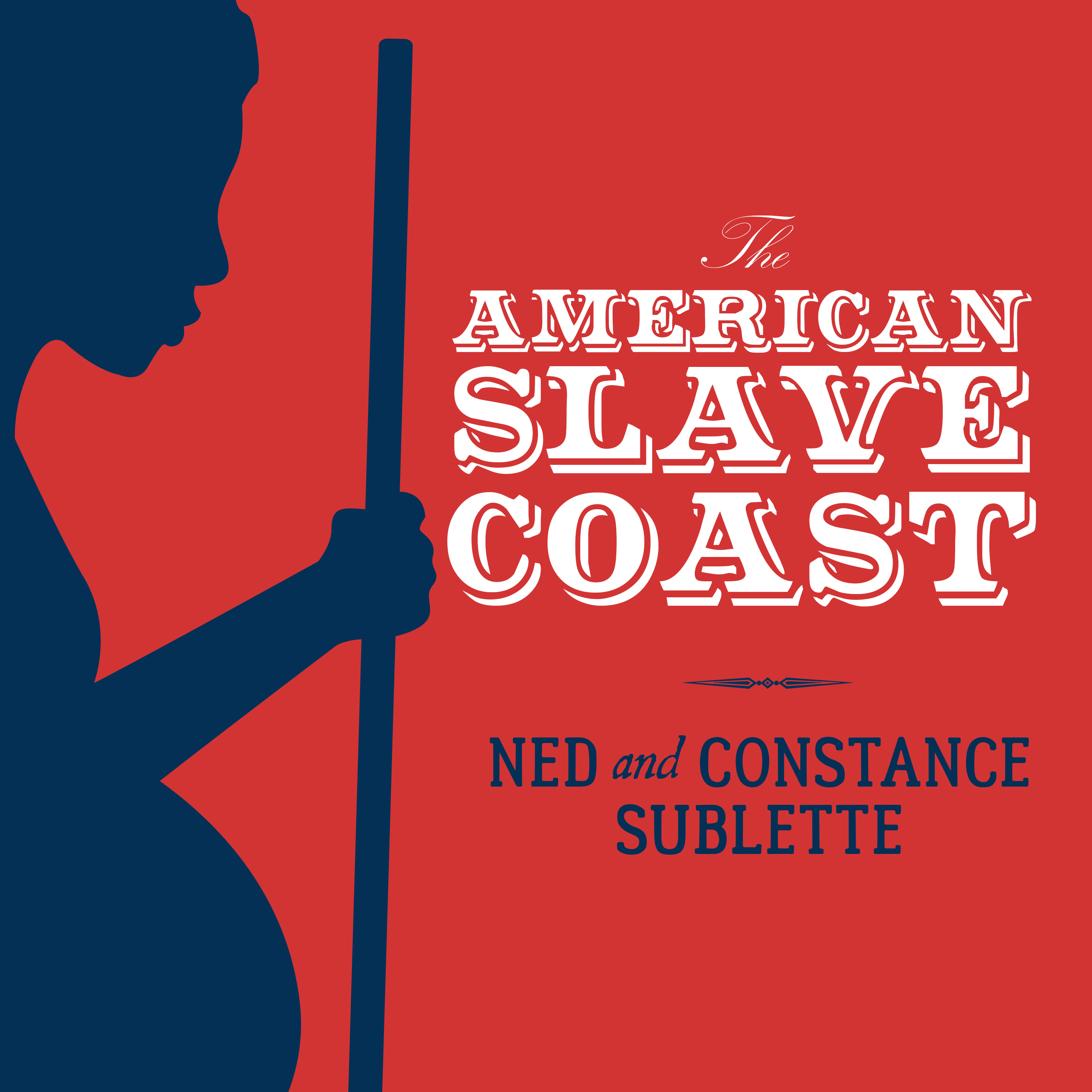 Printable The American Slave Coast: A History of the Slave-Breeding Industry Audiobook Cover Art