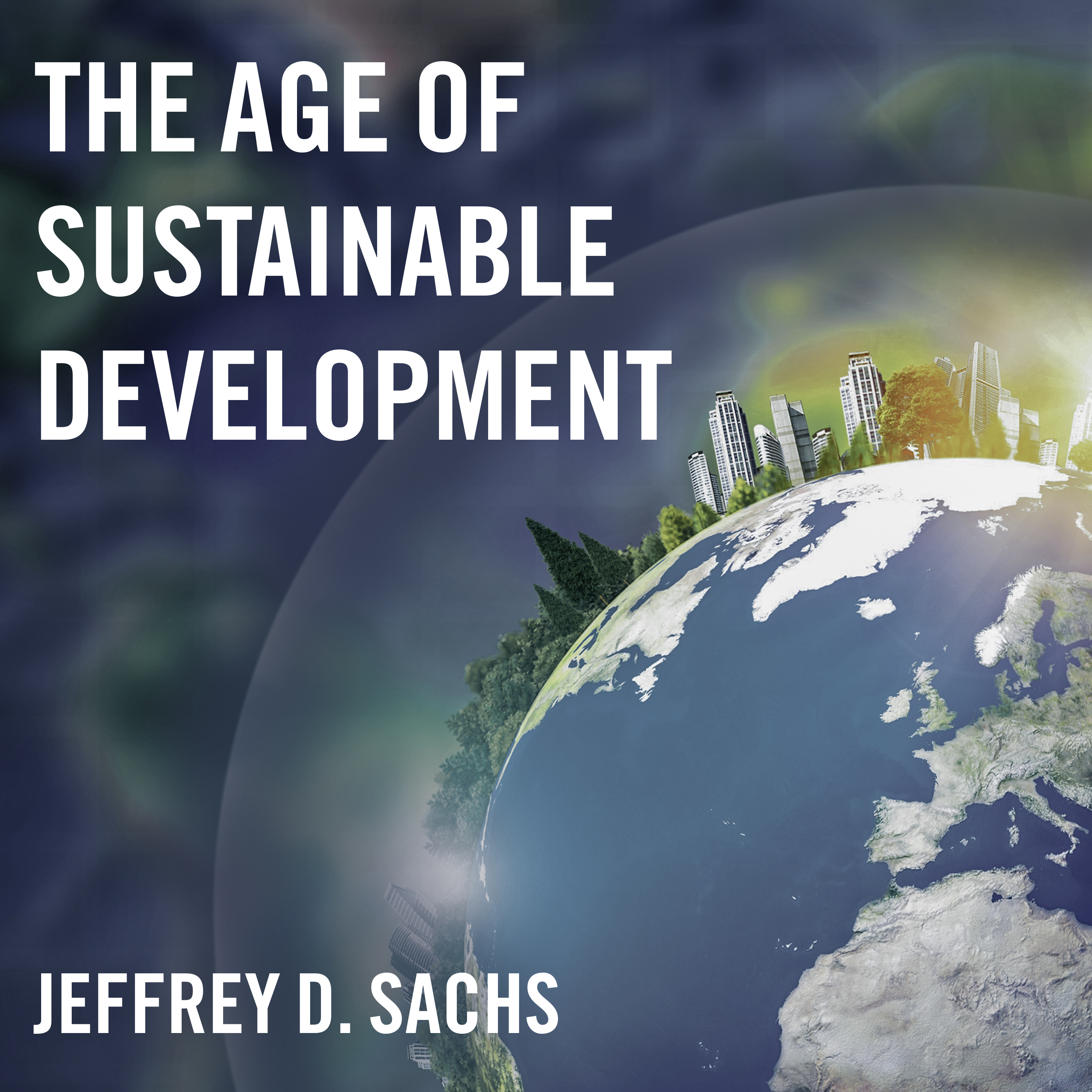 Printable The Age of Sustainable Development Audiobook Cover Art