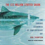 The $12 Million Stuffed Shark Audiobook, by Don Thompson
