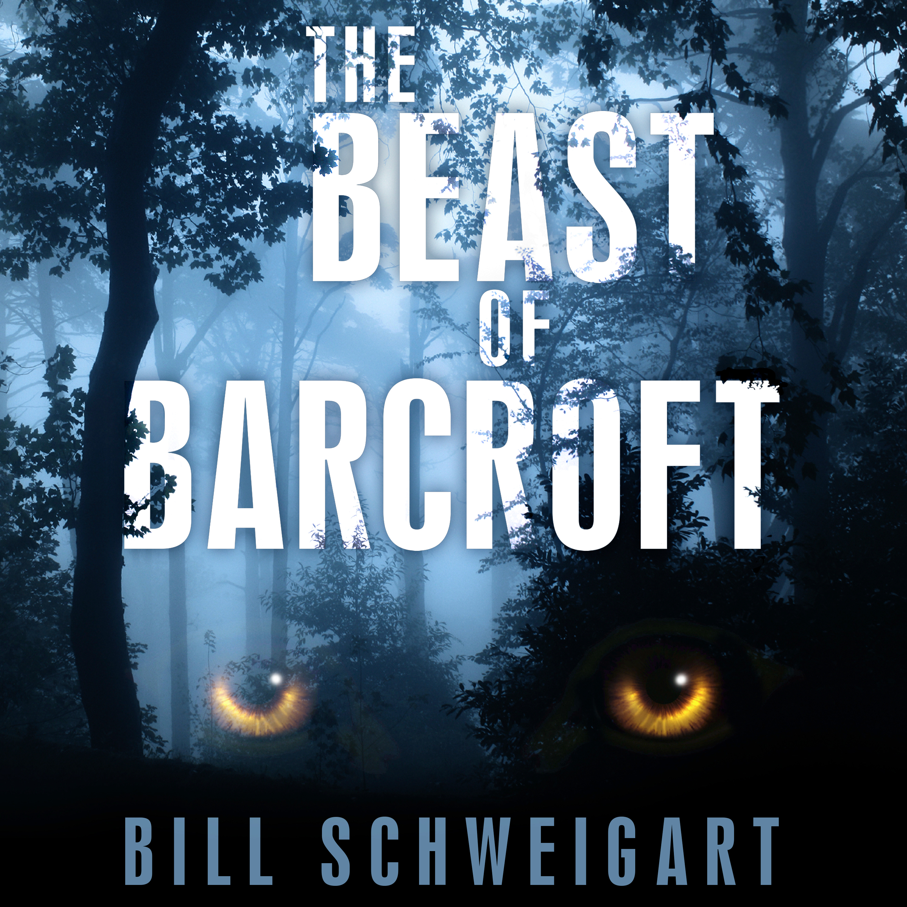 Printable The Beast of Barcroft Audiobook Cover Art