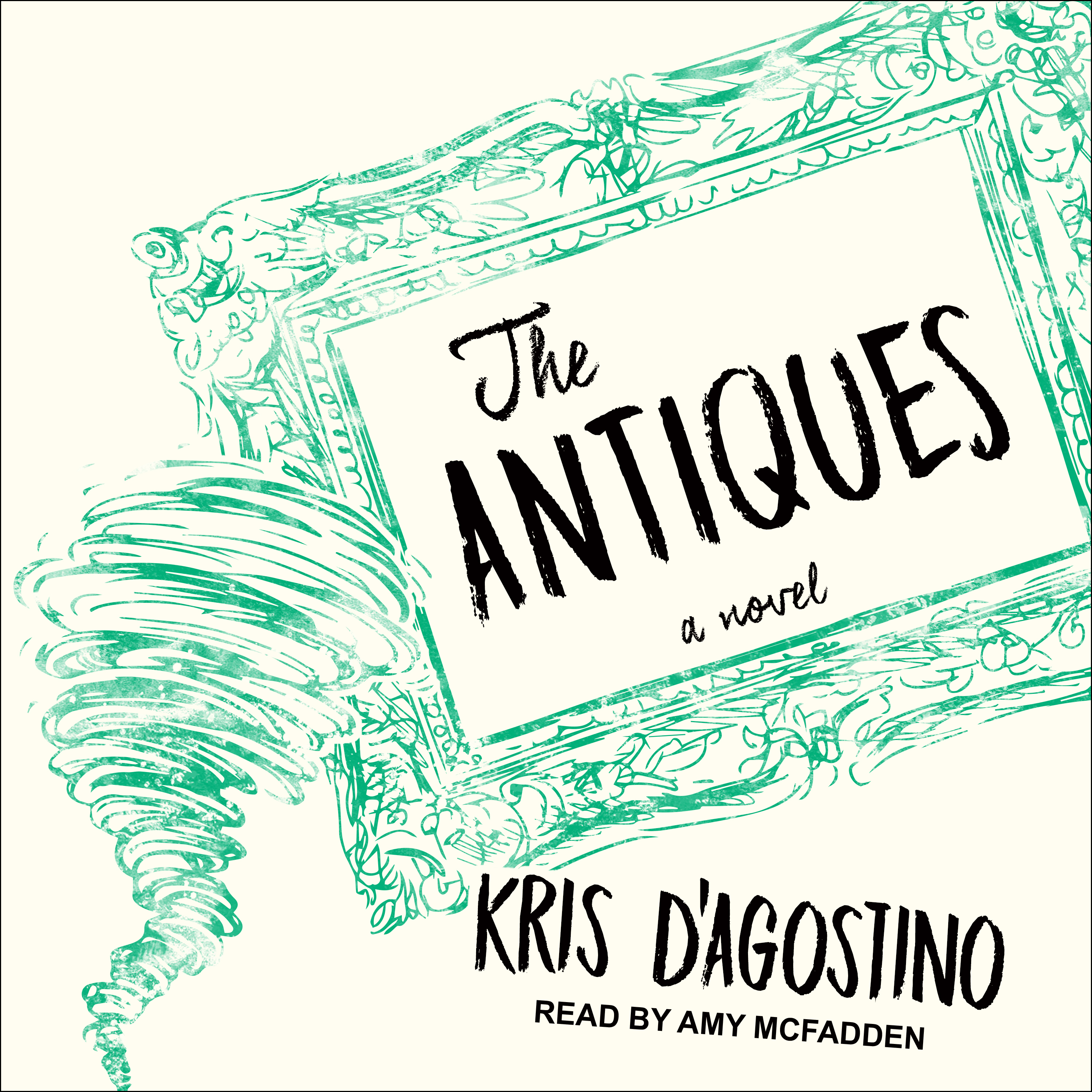 Printable The Antiques: A Novel Audiobook Cover Art