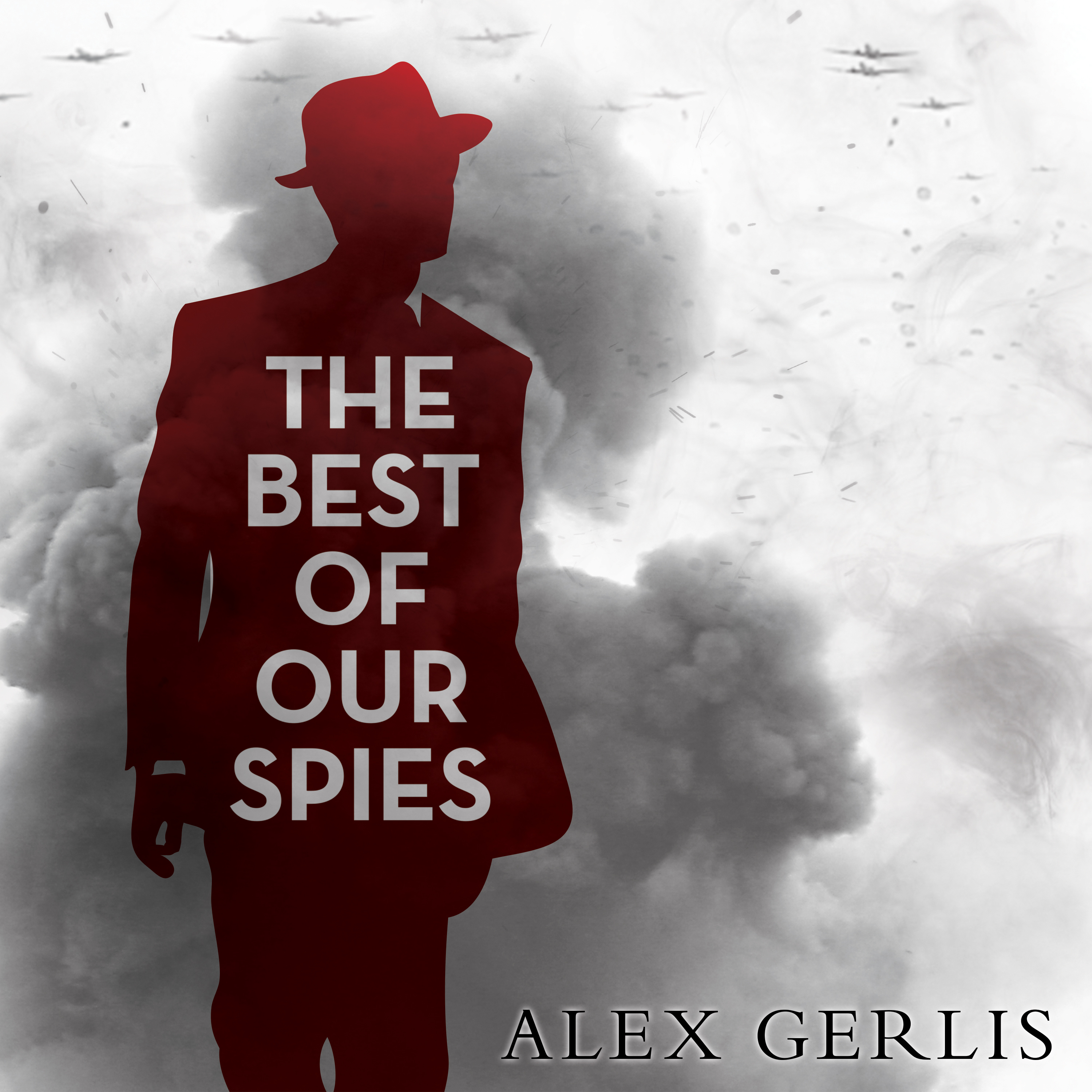 Printable The Best of Our Spies Audiobook Cover Art