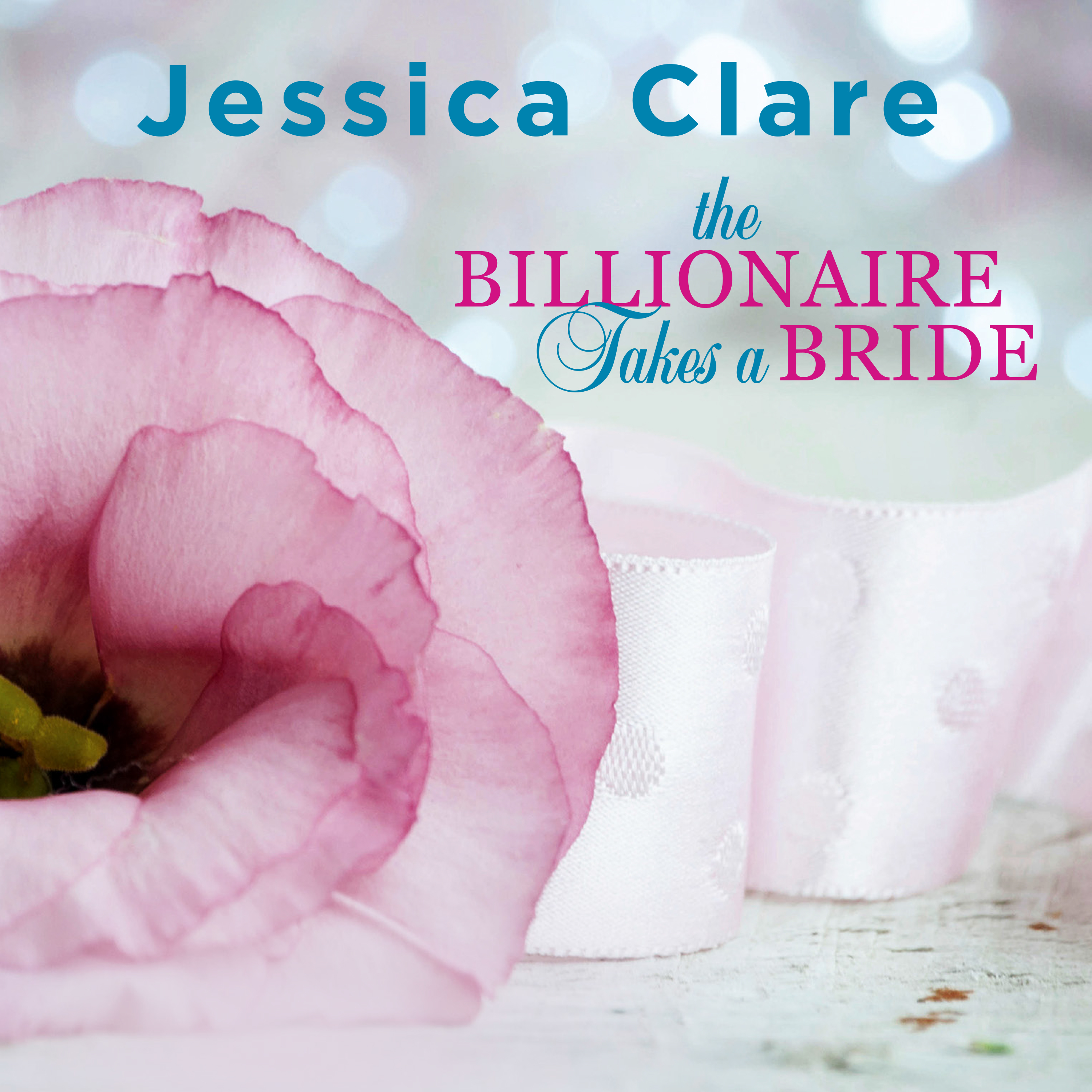 Printable The Billionaire Takes a Bride Audiobook Cover Art