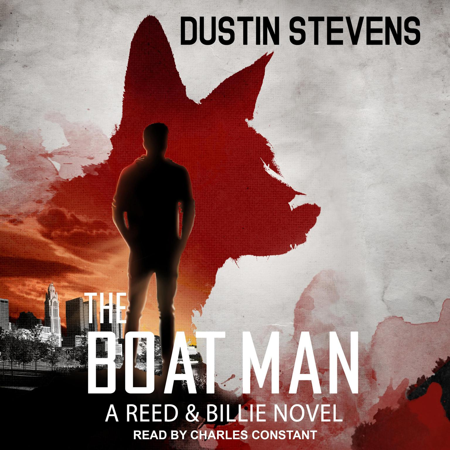 Printable The Boat Man: A Thriller Audiobook Cover Art