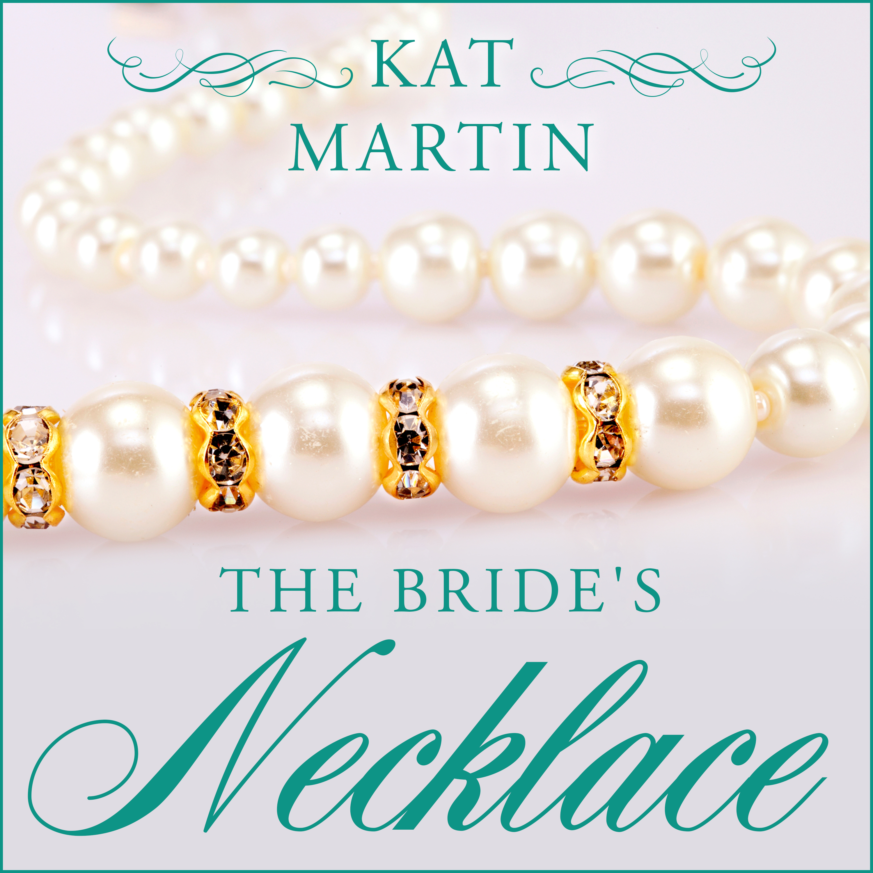 Printable The Bride's Necklace Audiobook Cover Art