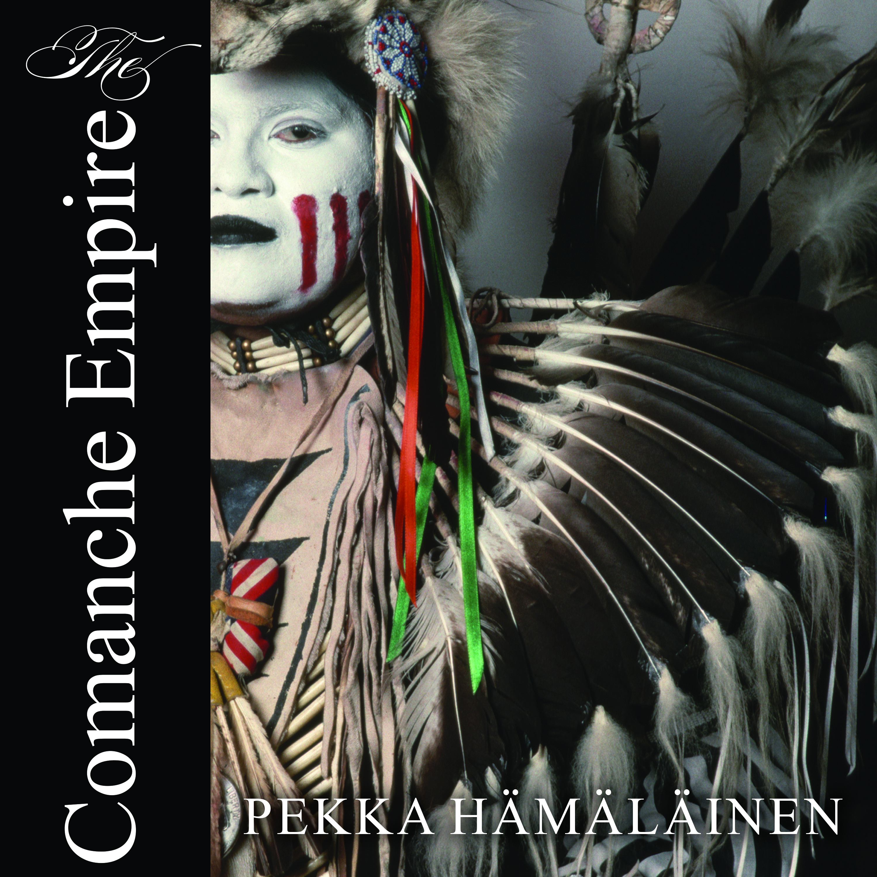 Printable The Comanche Empire Audiobook Cover Art