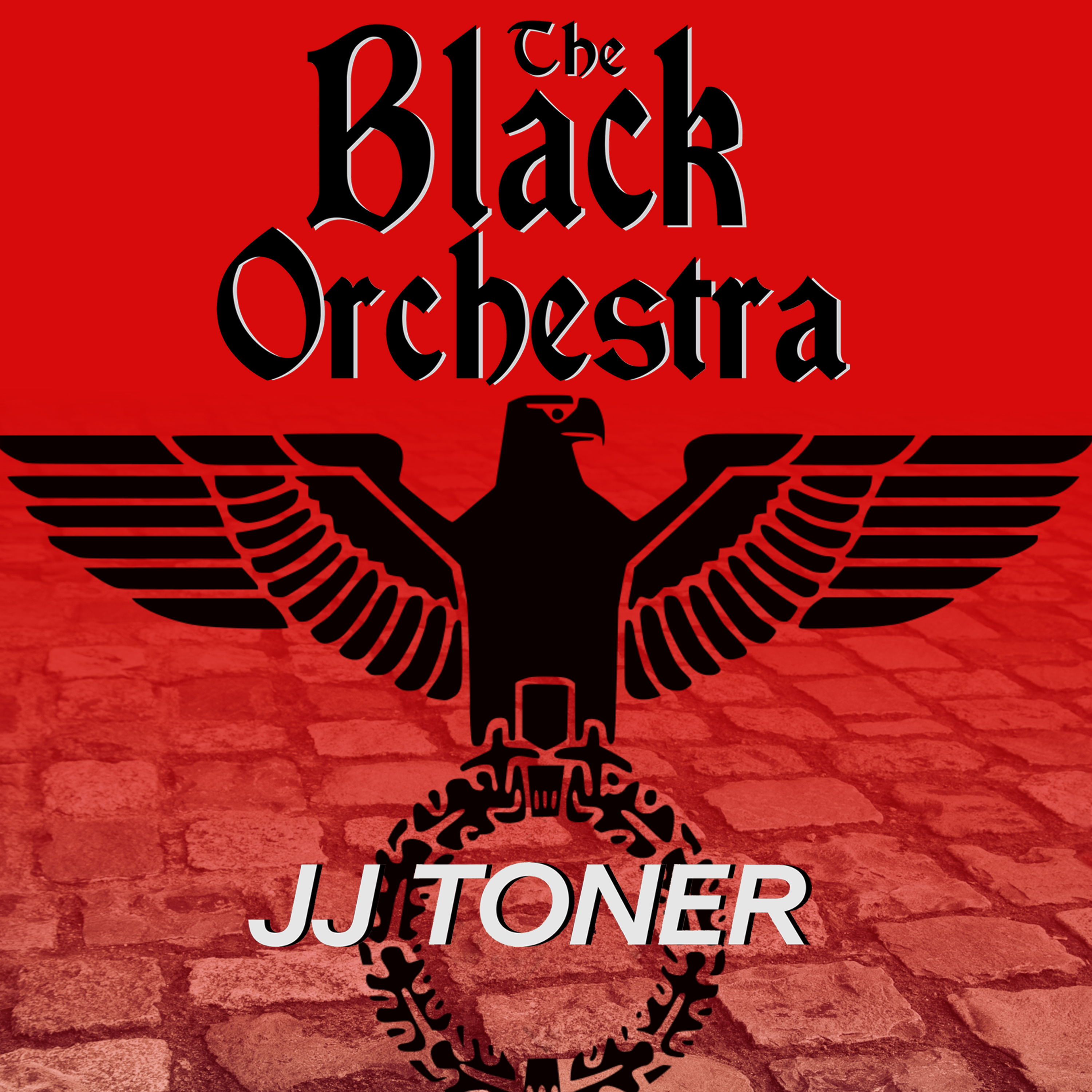 Printable The Black Orchestra: A WW2 Spy Thriller Audiobook Cover Art