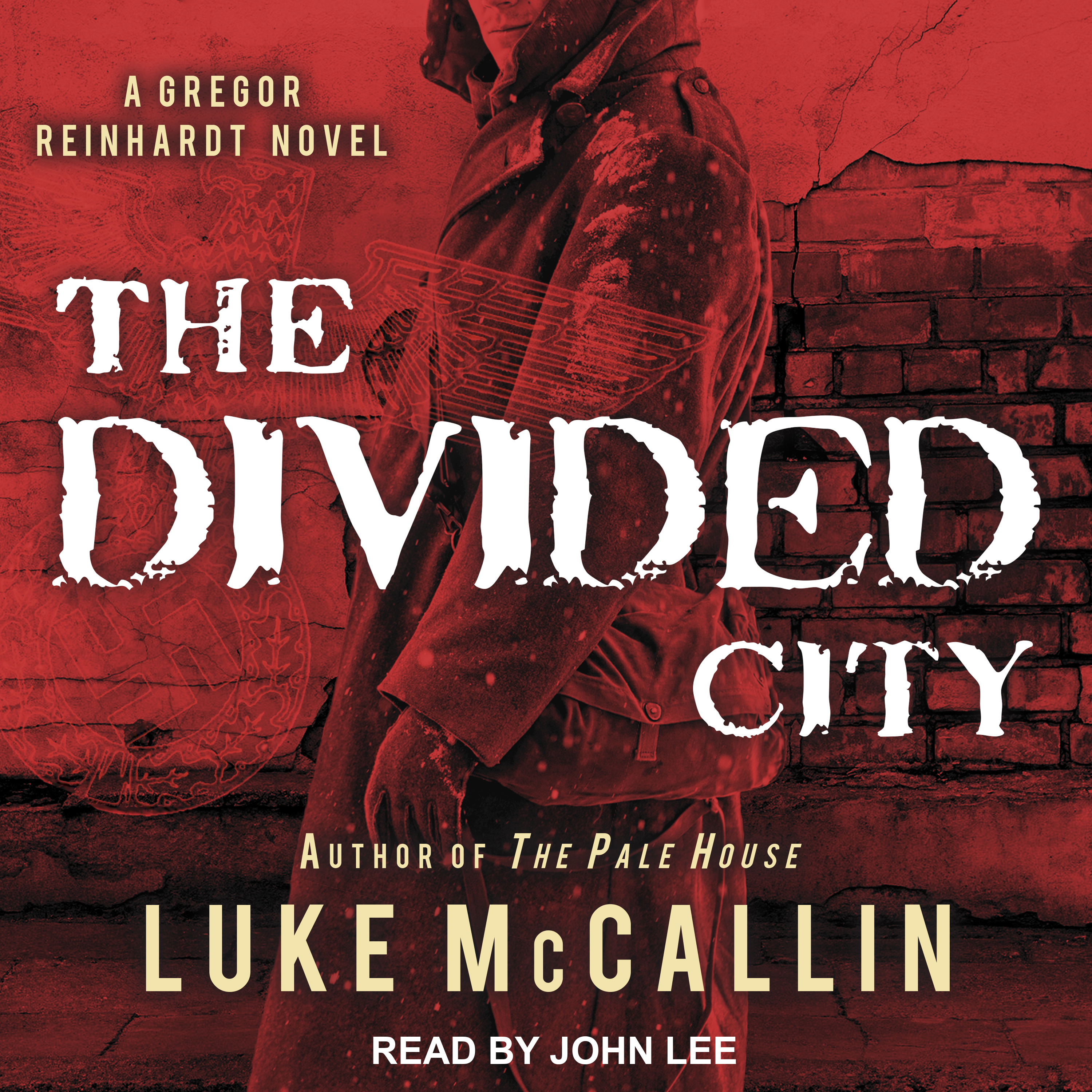 Printable The Divided City Audiobook Cover Art