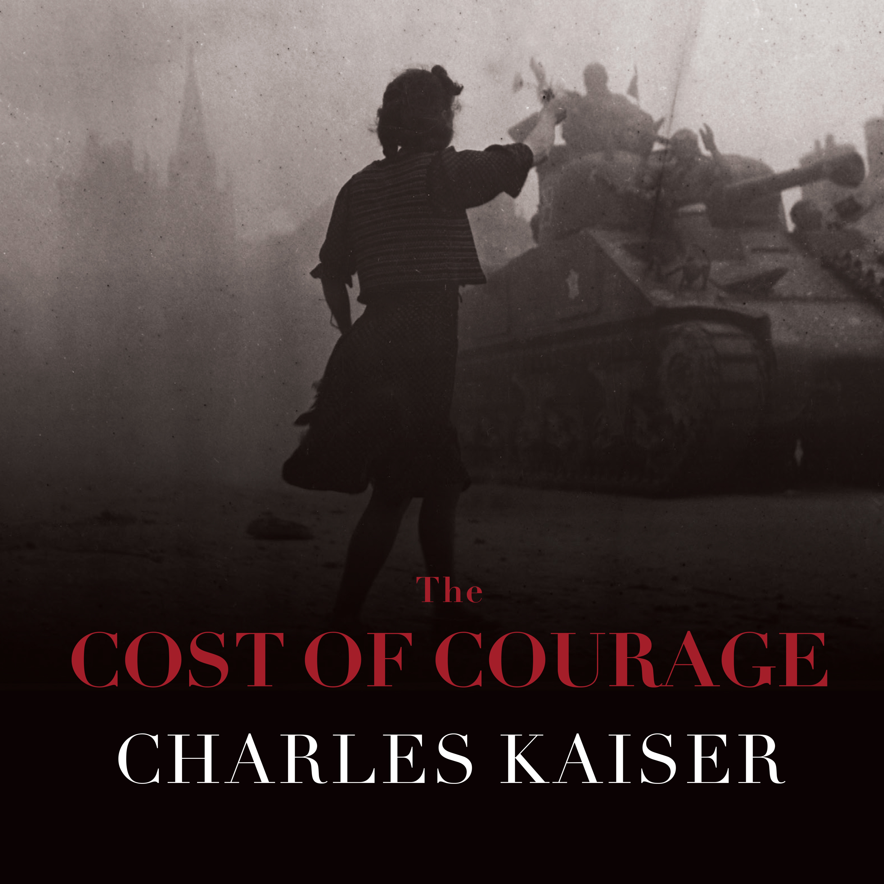 Printable The Cost of Courage Audiobook Cover Art