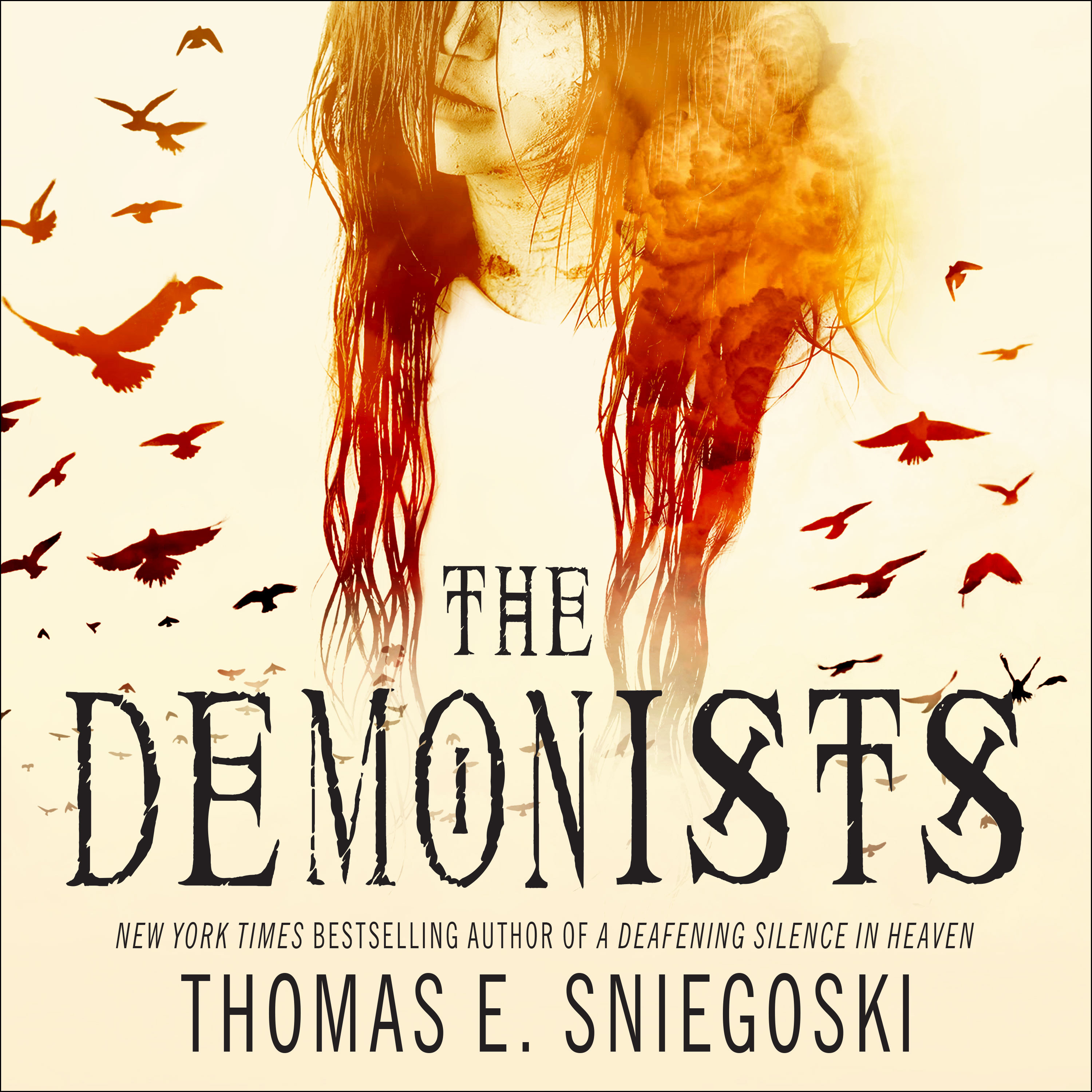 Printable The Demonists Audiobook Cover Art