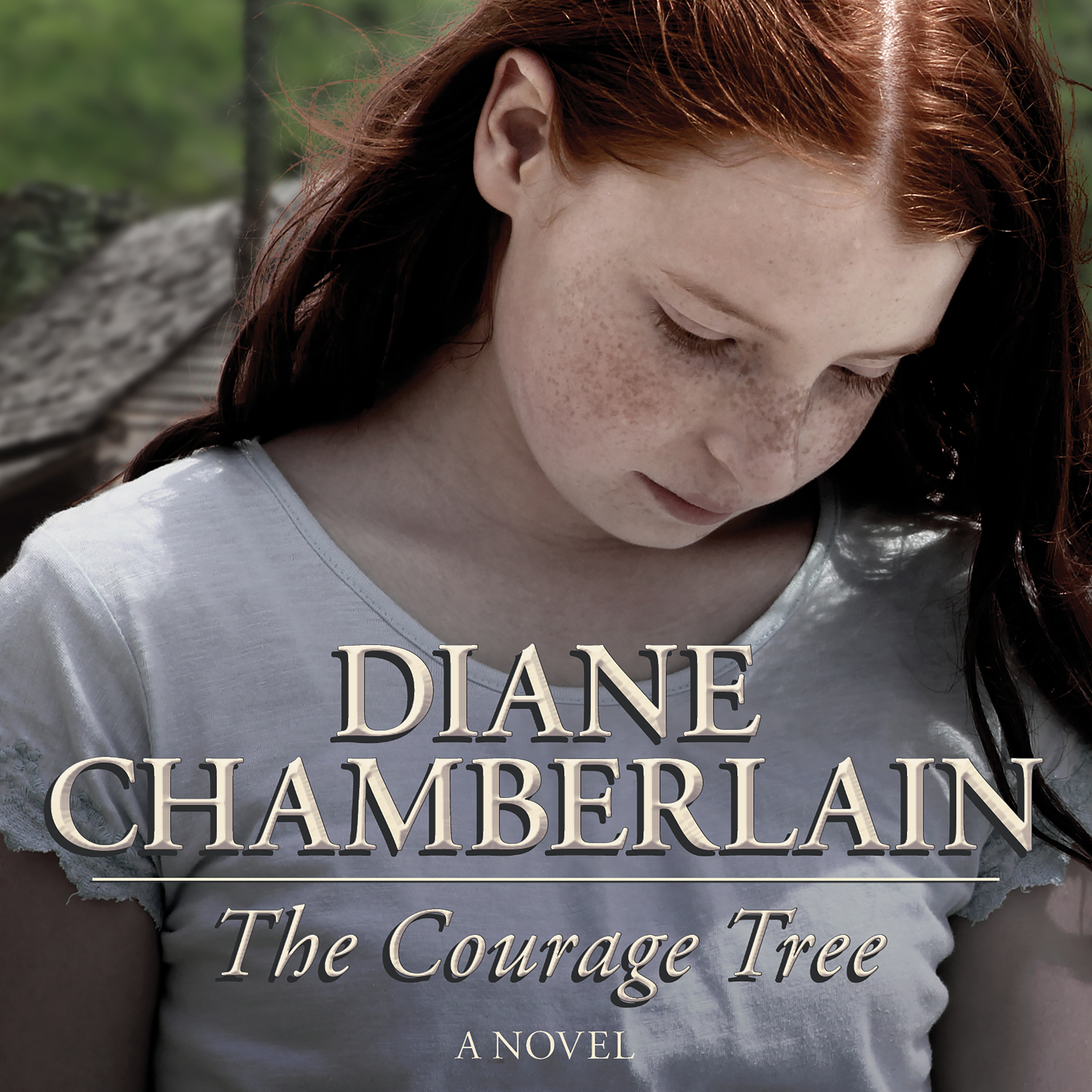 Printable The Courage Tree Audiobook Cover Art