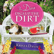 The Diva Digs Up the Dirt Audiobook, by Krista Davis