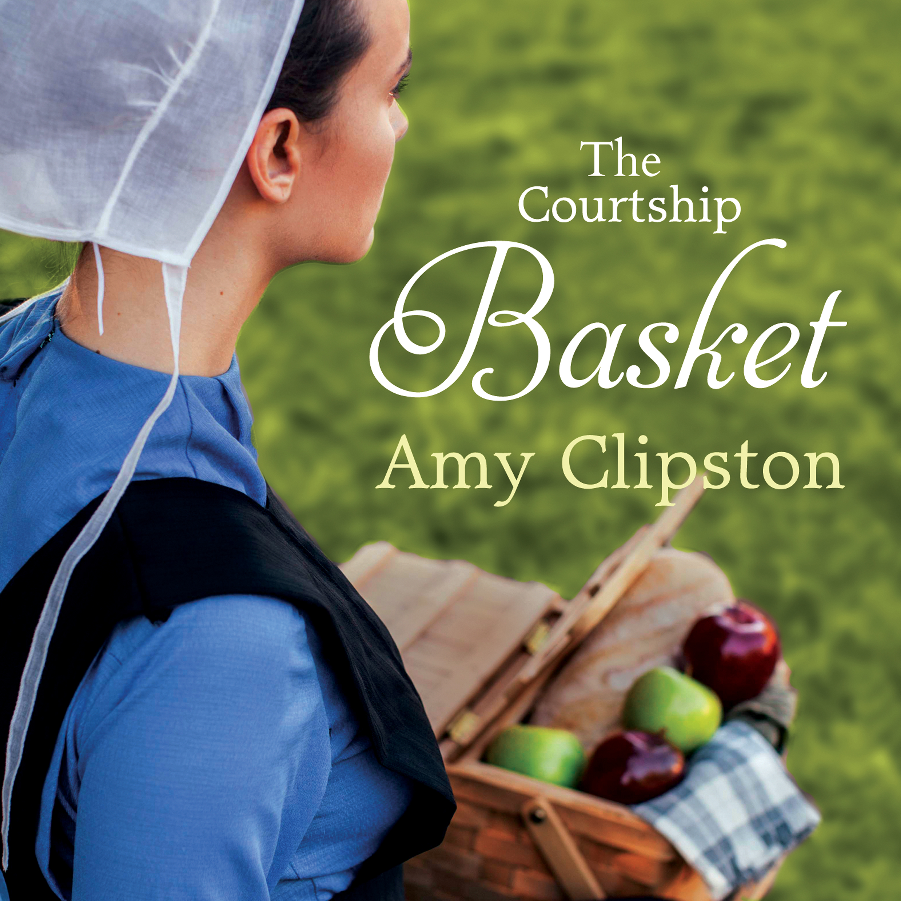 Printable The Courtship Basket Audiobook Cover Art