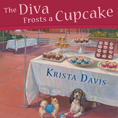 The Diva Frosts a Cupcake Audiobook, by Krista Davis