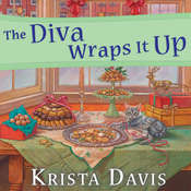 The Diva Wraps It Up Audiobook, by Krista Davis