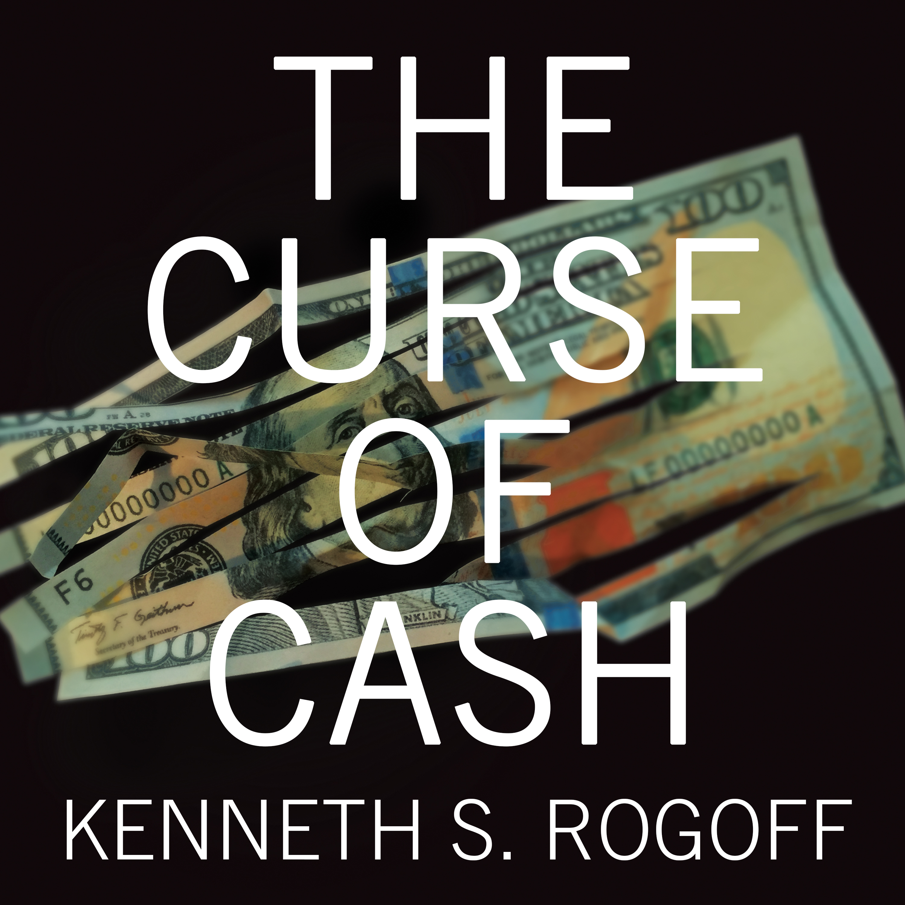 Printable The Curse of Cash Audiobook Cover Art