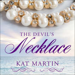 The Devils Necklace Audiobook, by Kat Martin