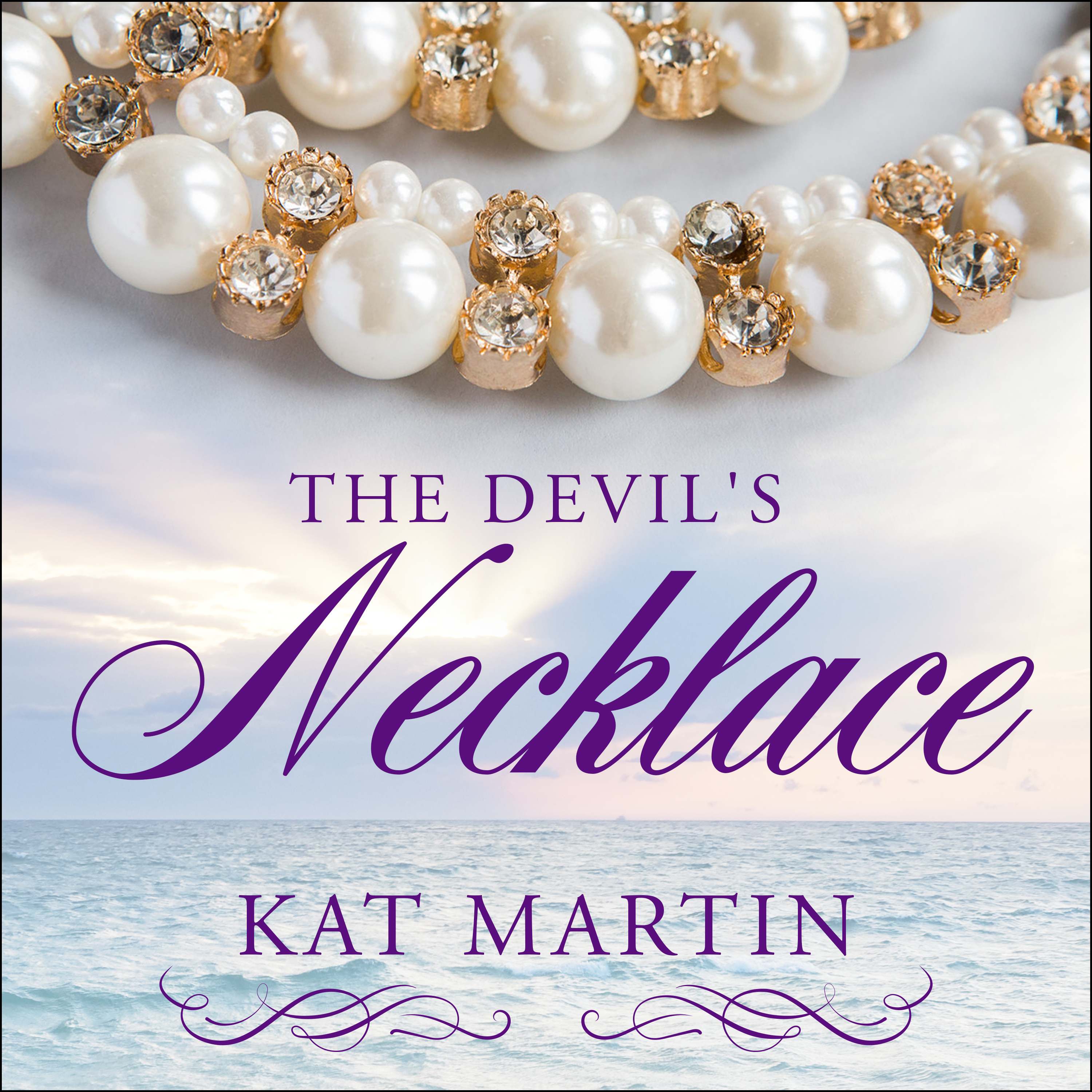 Printable The Devil's Necklace Audiobook Cover Art