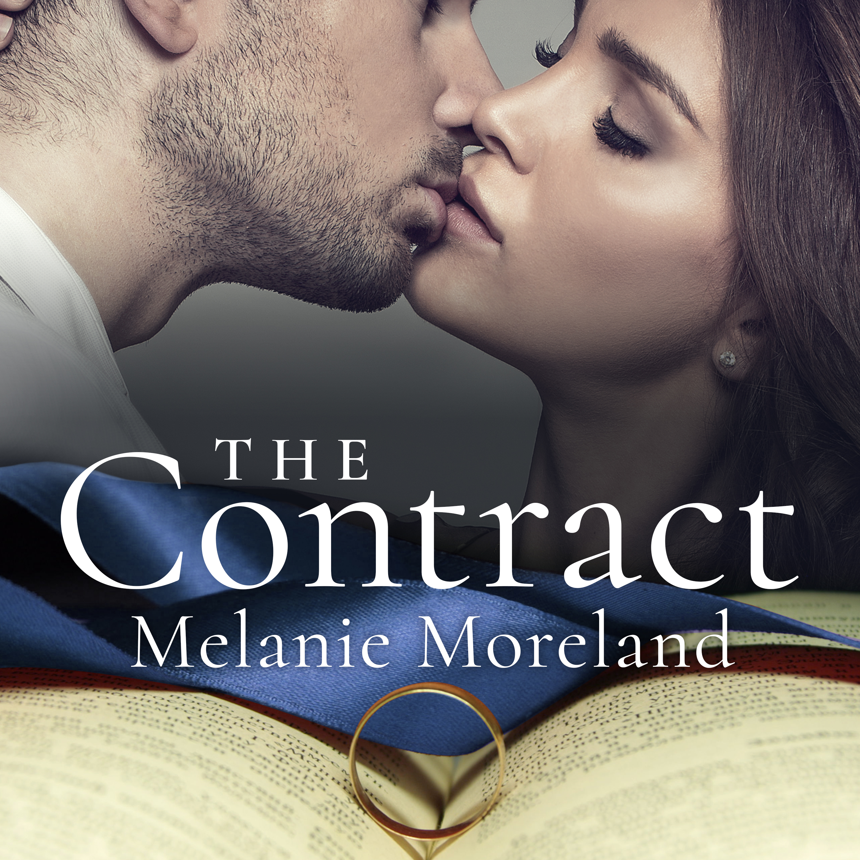 Printable The Contract Audiobook Cover Art