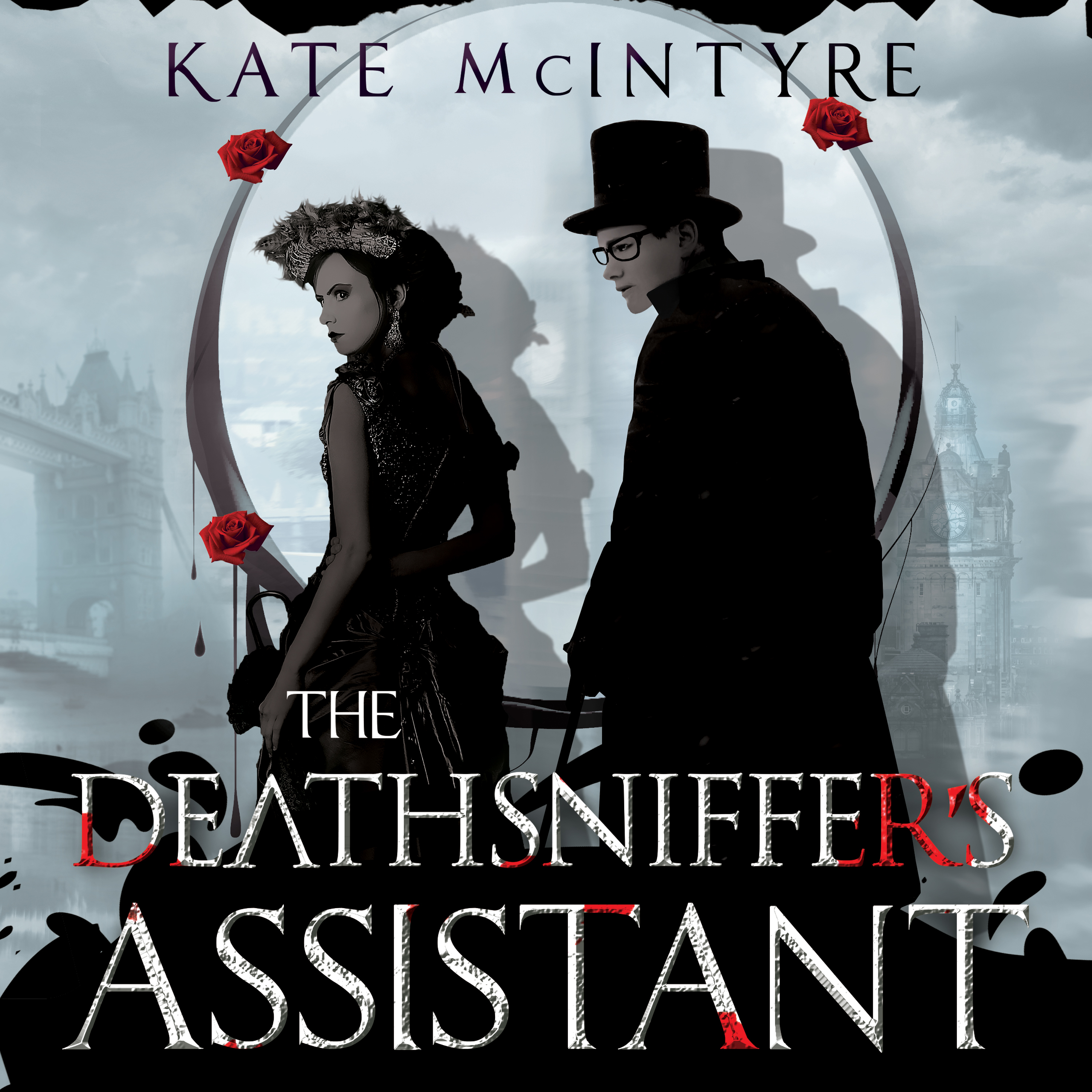 Printable The Deathsniffer's Assistant Audiobook Cover Art