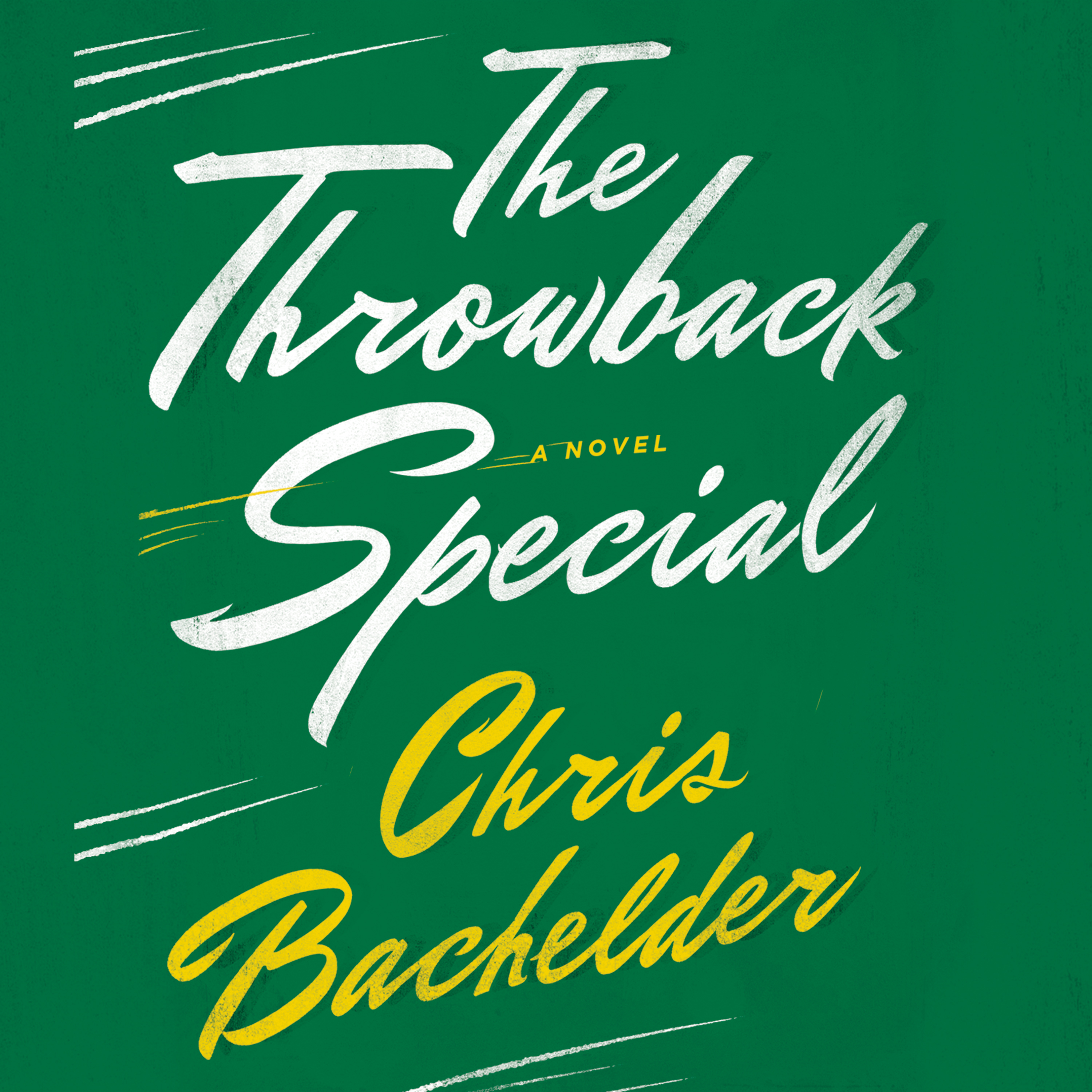 Printable The Throwback Special Audiobook Cover Art