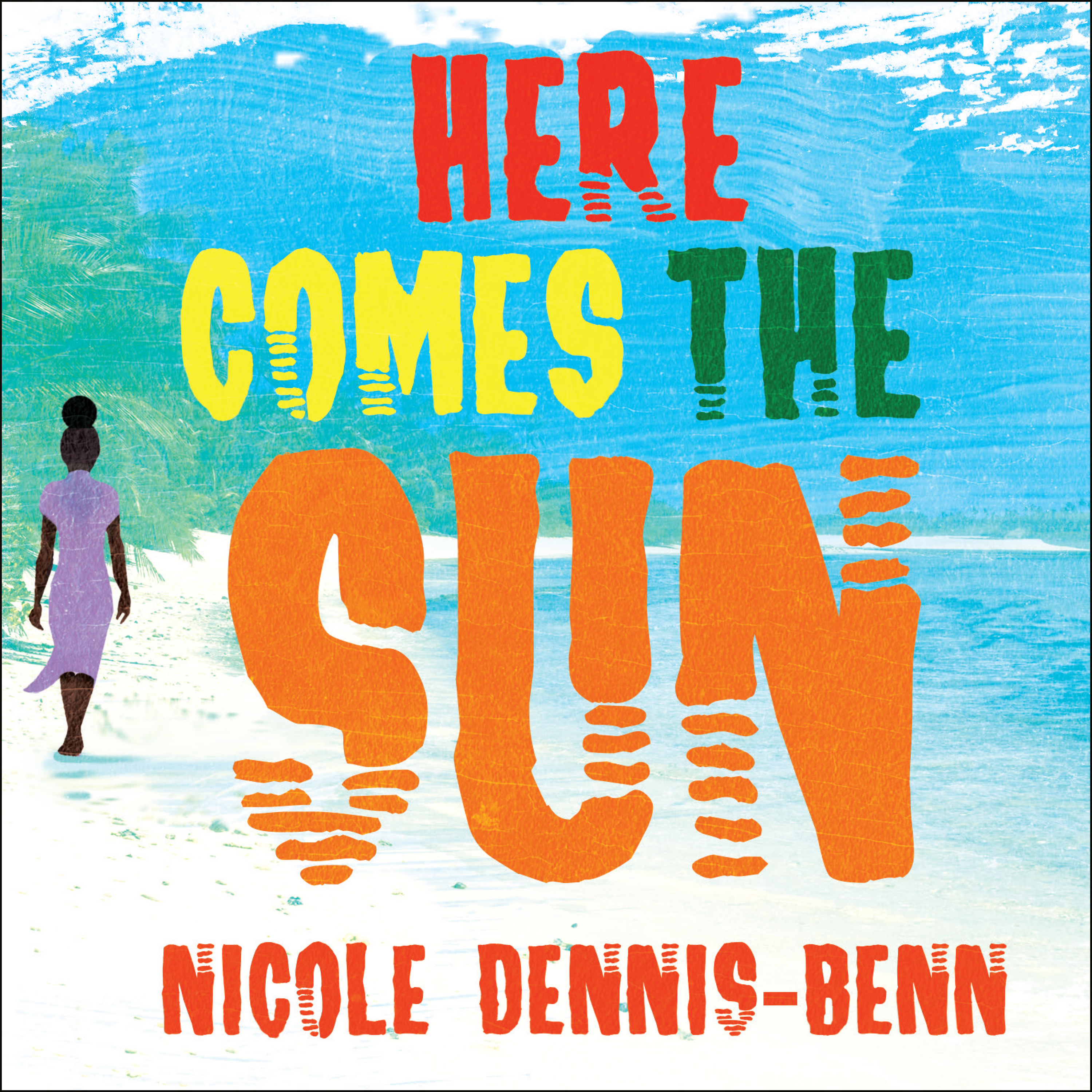 Printable Here Comes the Sun: A Novel Audiobook Cover Art