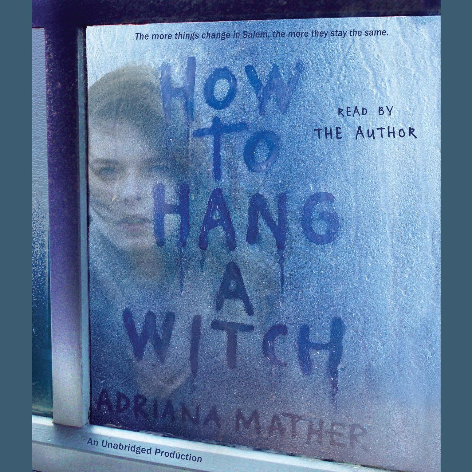 Printable How to Hang a Witch Audiobook Cover Art