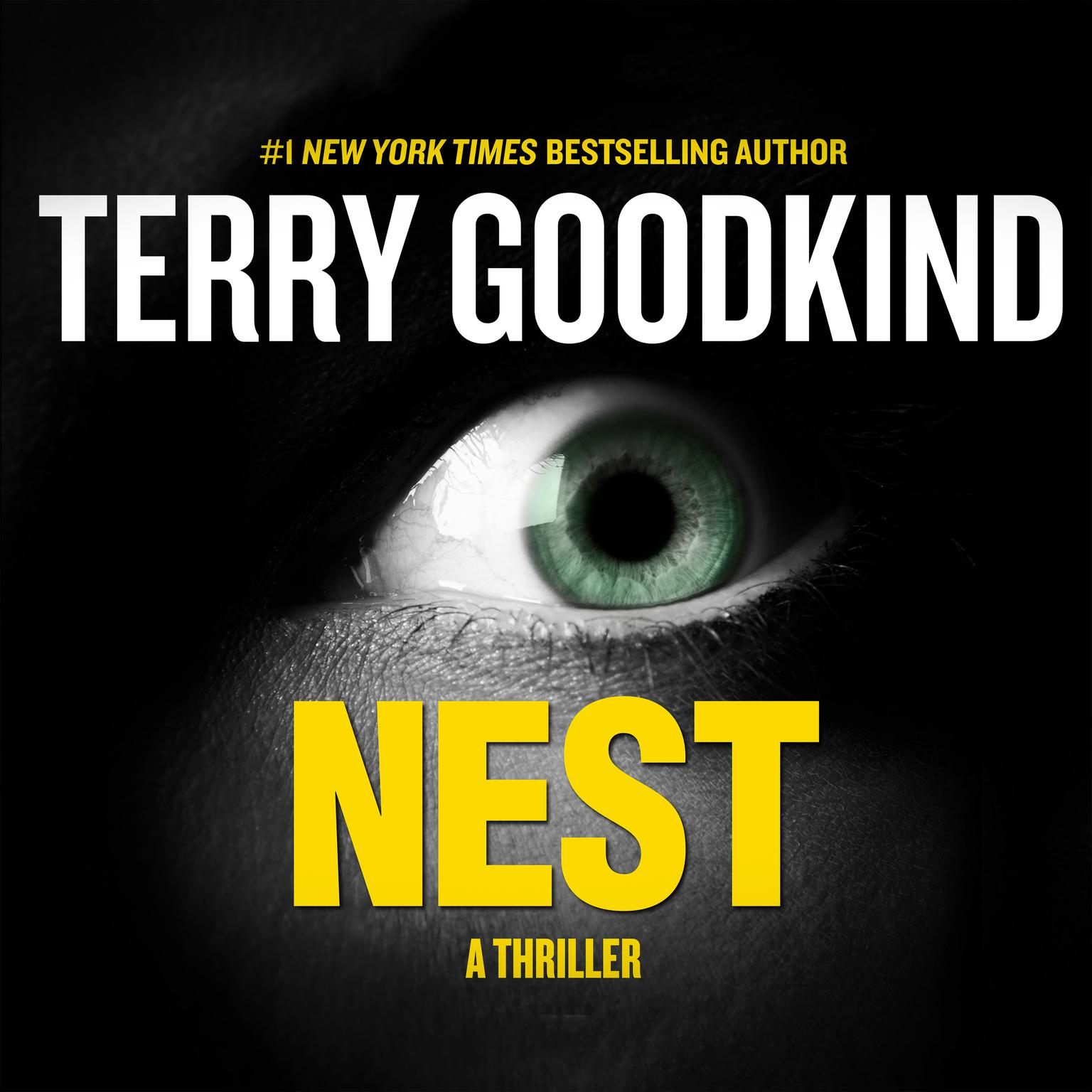 Printable Nest: A Thriller Audiobook Cover Art