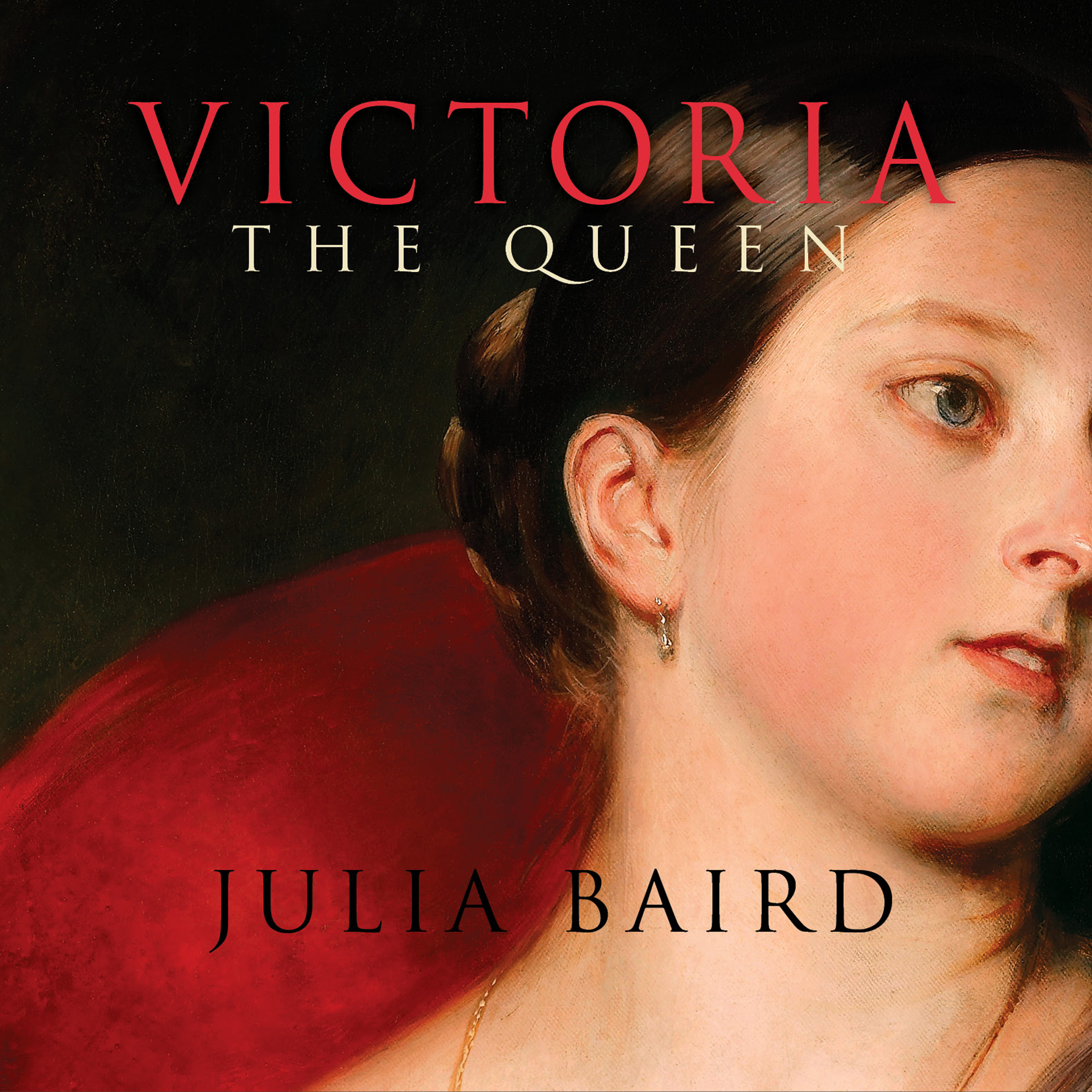 Printable Victoria: The Queen: An Intimate Biography of the Woman Who Ruled an Empire Audiobook Cover Art
