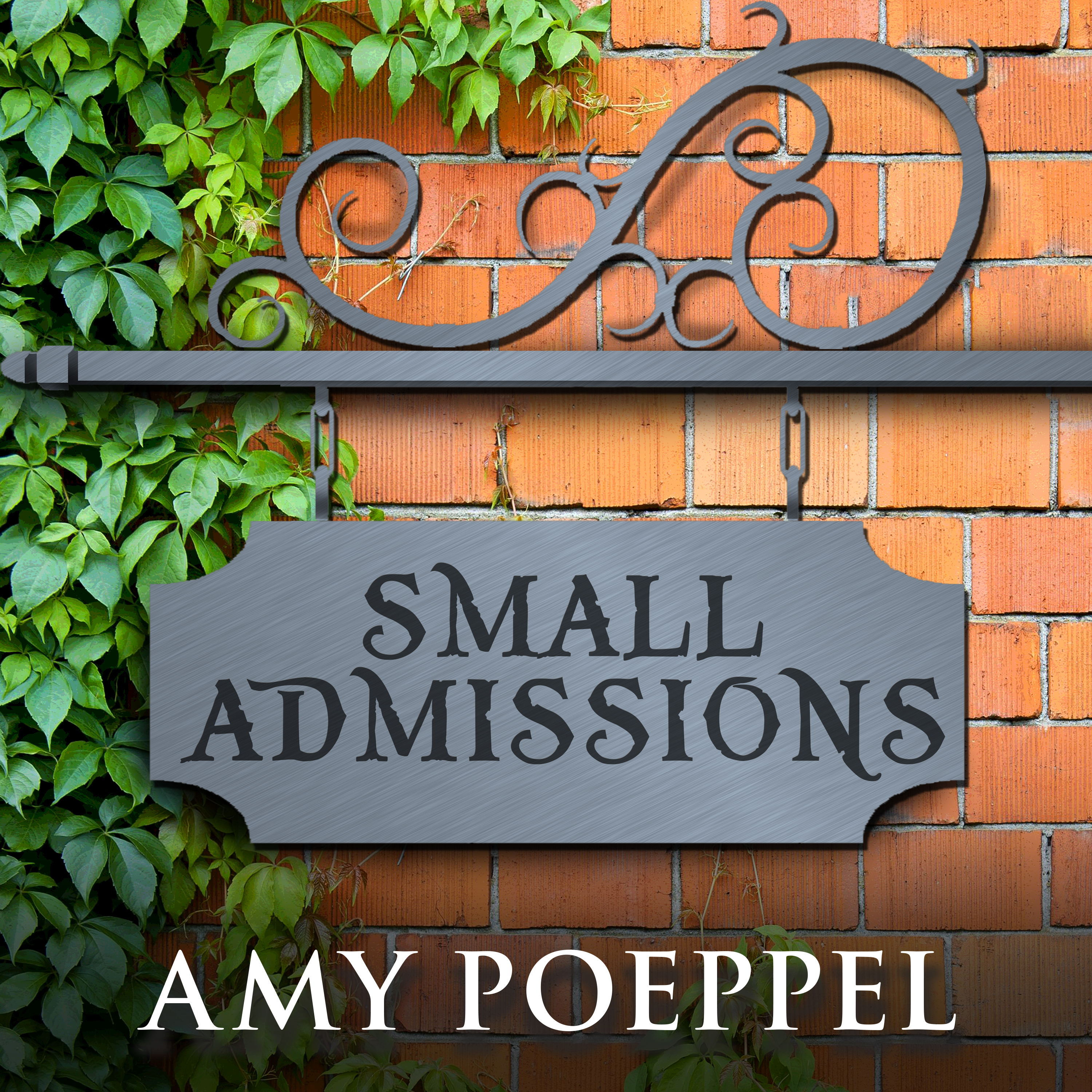 Printable Small Admissions: A Novel Audiobook Cover Art