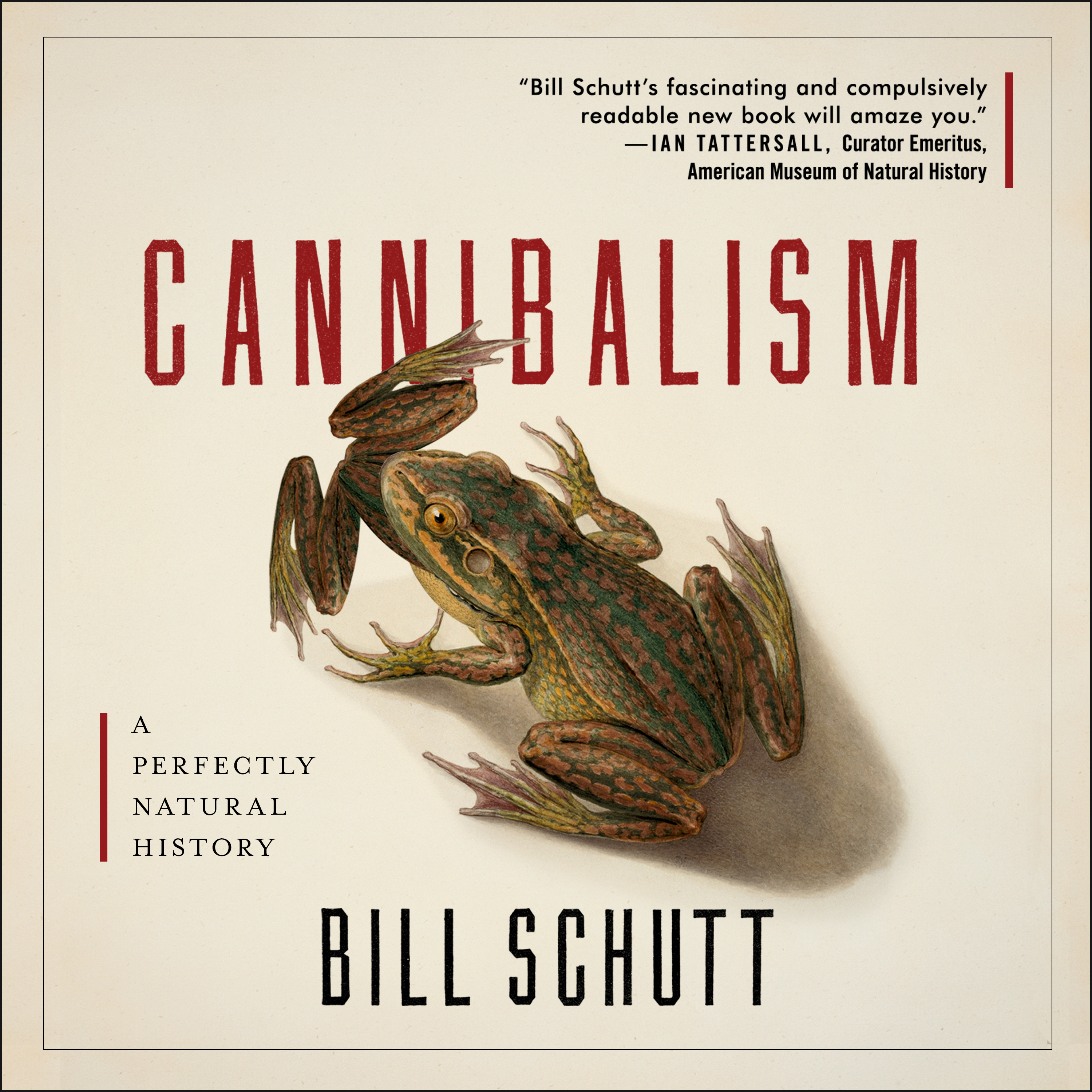 Printable Cannibalism: A Perfectly Natural History Audiobook Cover Art